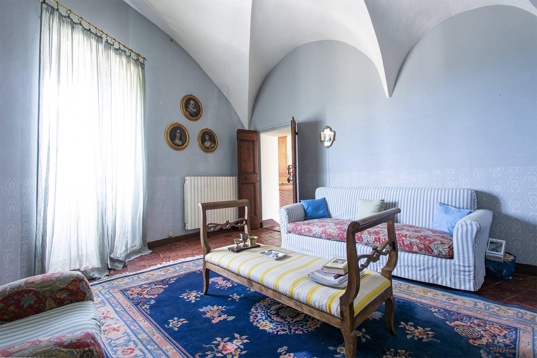Magnifico castello del 1200 che domina l'antico villaggio di Monteleone - 11