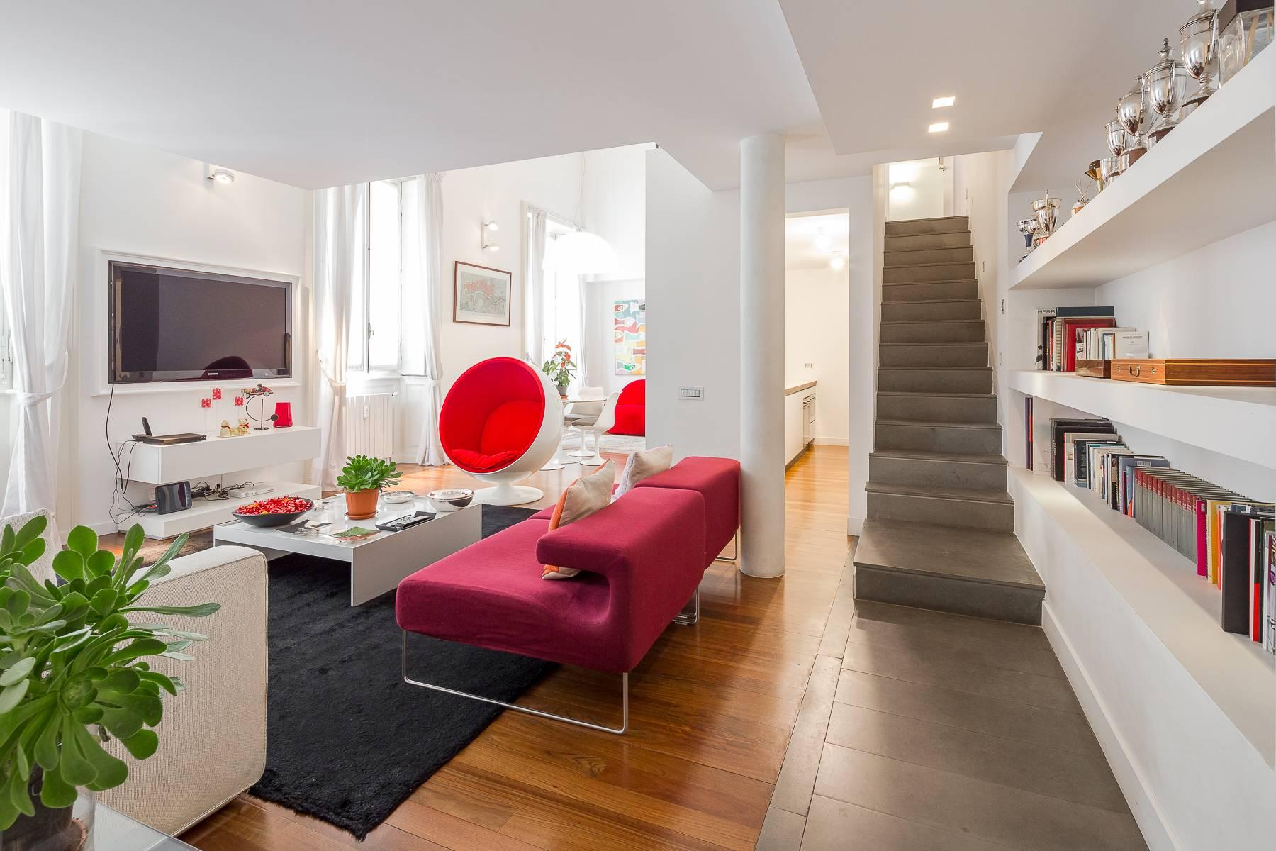 Apartment / loft in Brera district, Via Montebello / De Marchi - 4