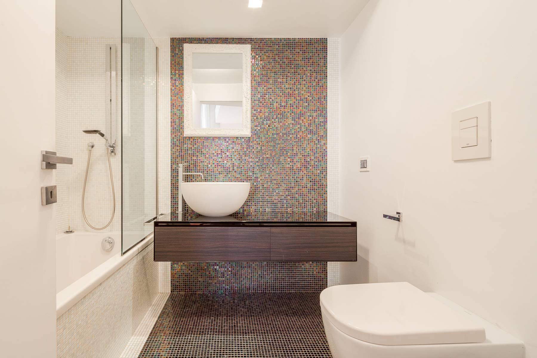 位于布雷拉区Via Montebello与De Marchi交汇处的公寓/复式 - 18