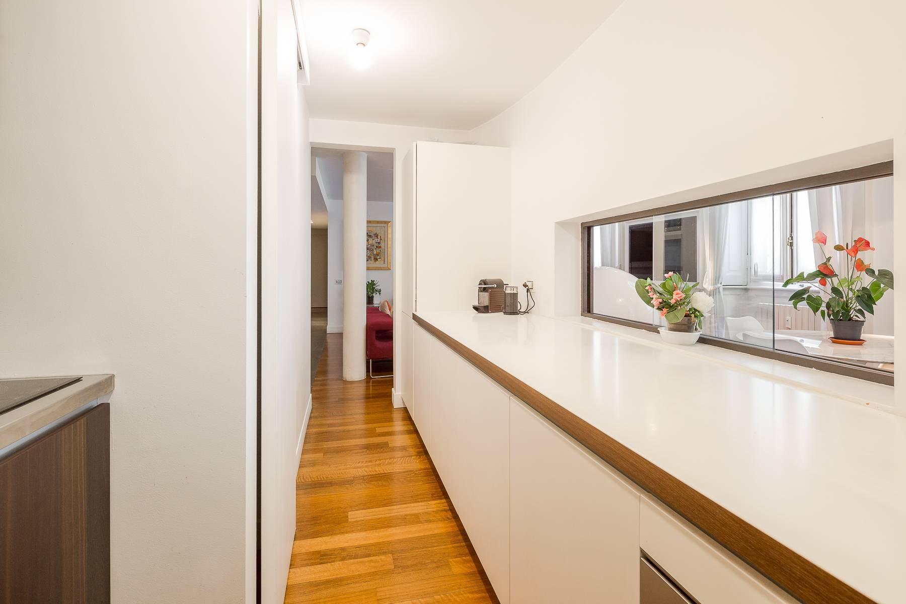 位于布雷拉区Via Montebello与De Marchi交汇处的公寓/复式 - 16