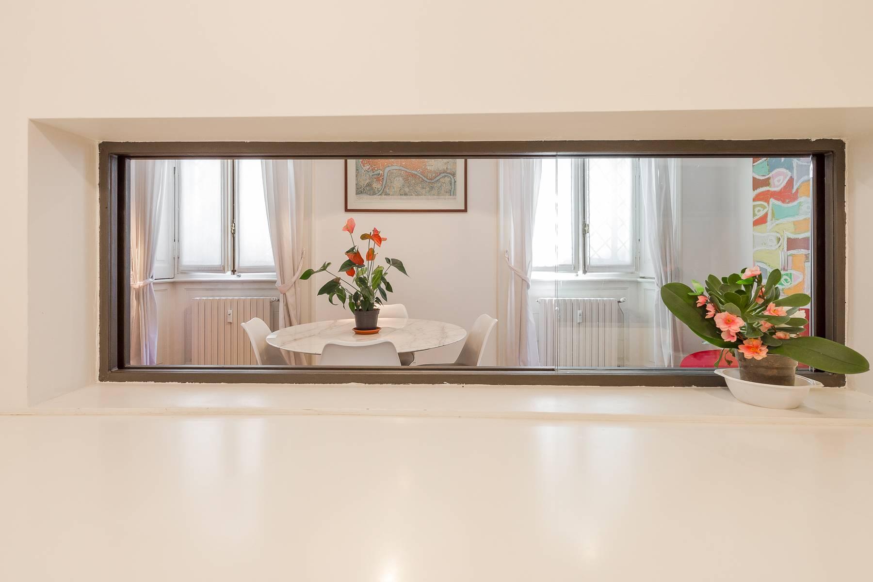 位于布雷拉区Via Montebello与De Marchi交汇处的公寓/复式 - 19