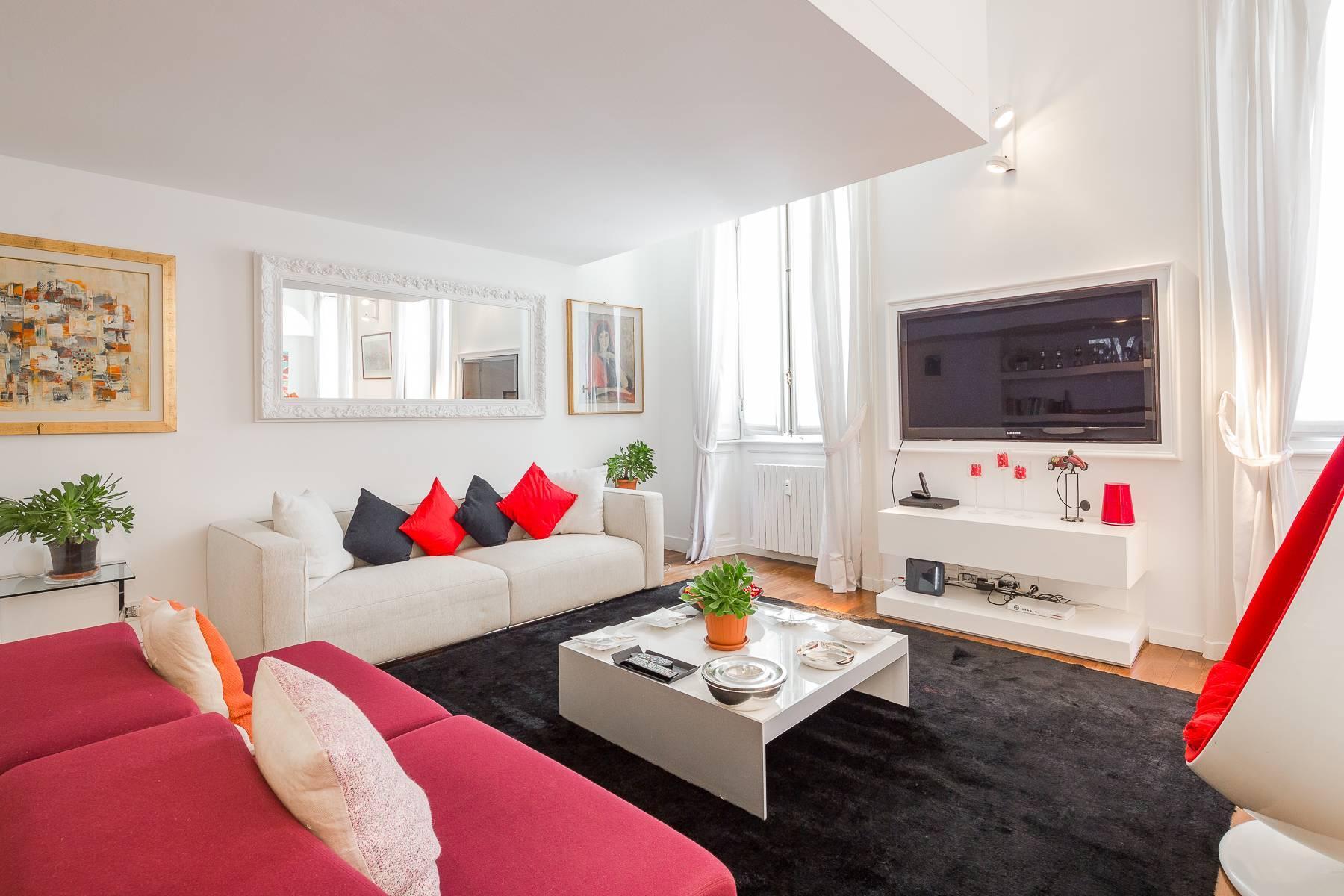 位于布雷拉区Via Montebello与De Marchi交汇处的公寓/复式 - 20