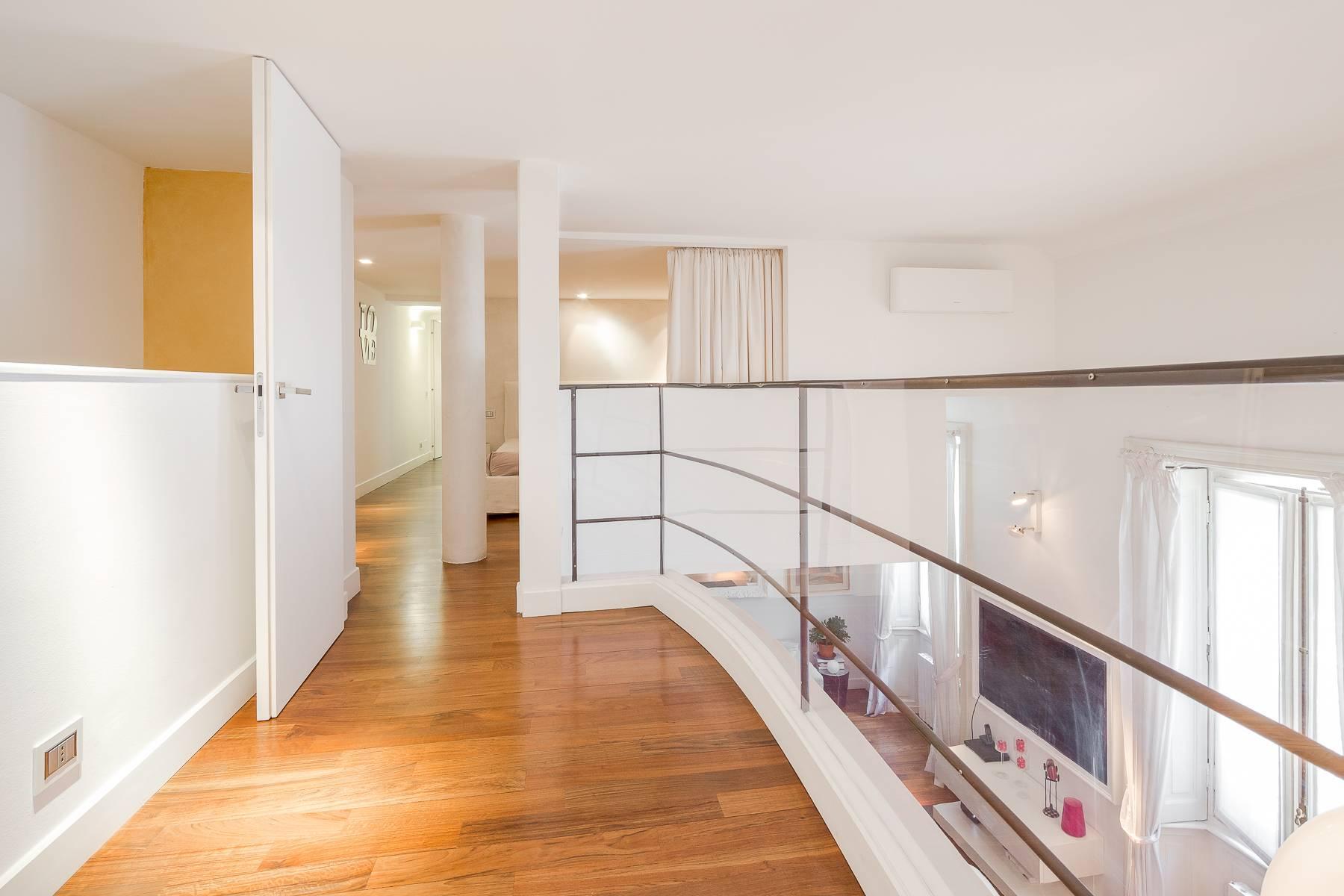 位于布雷拉区Via Montebello与De Marchi交汇处的公寓/复式 - 15