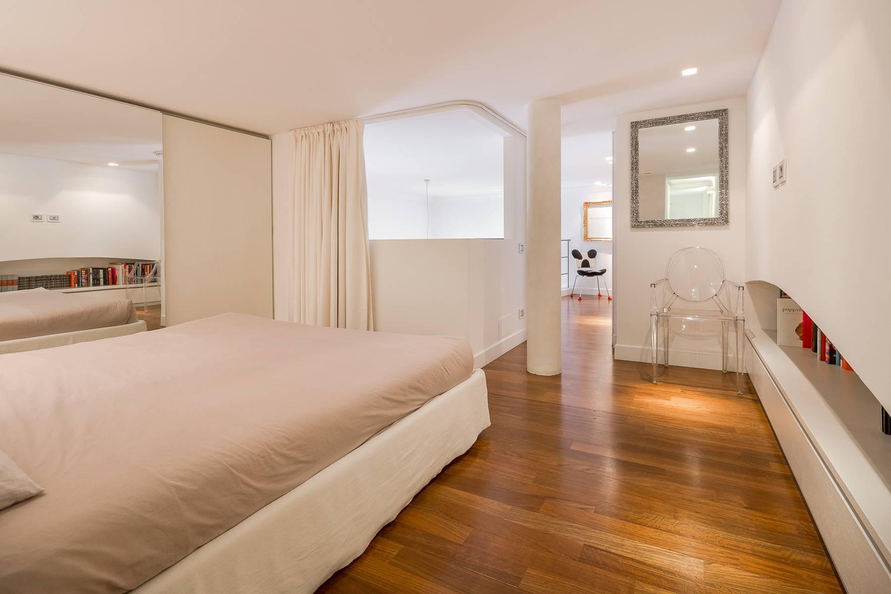 位于布雷拉区Via Montebello与De Marchi交汇处的公寓/复式 - 23