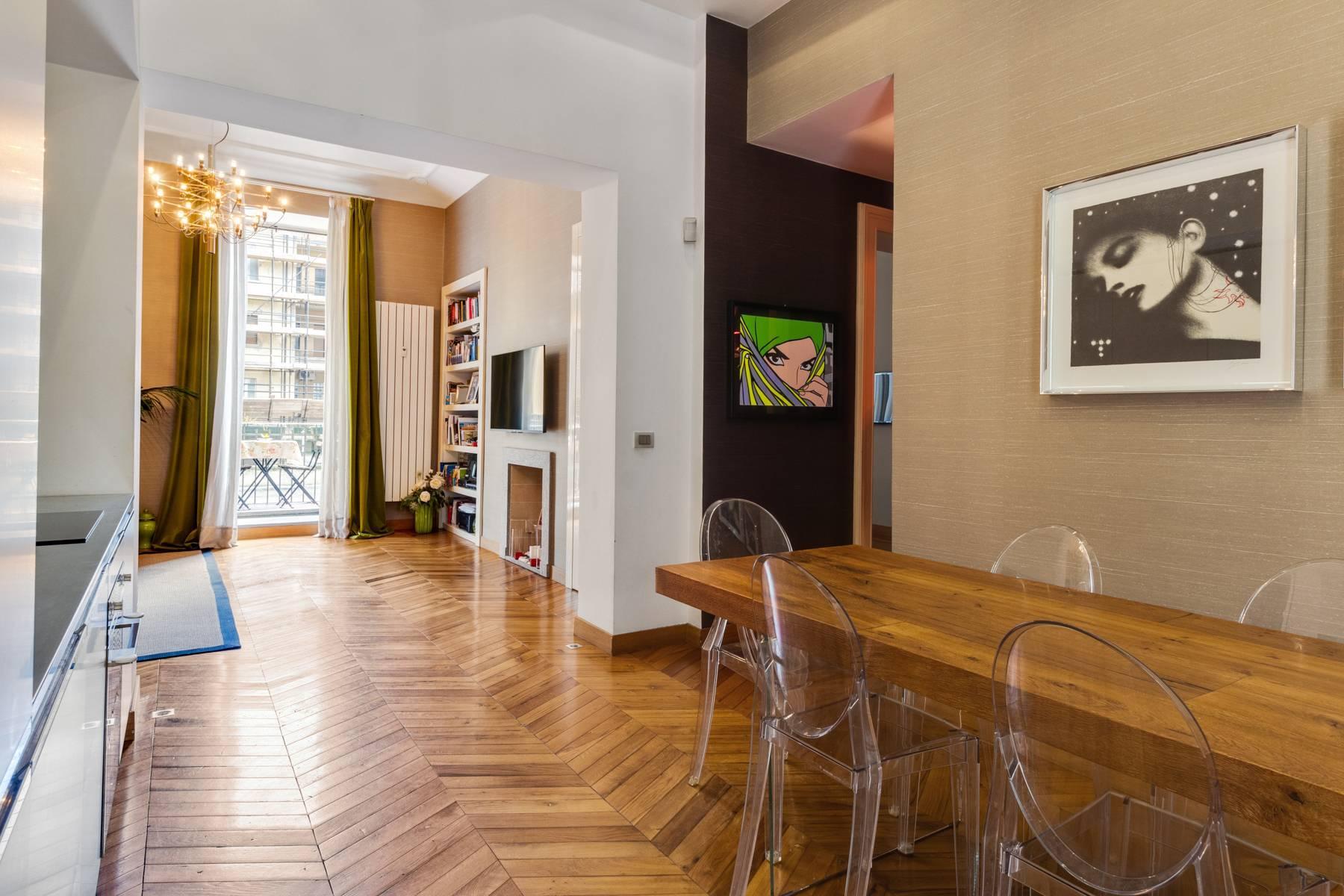 Affascinante appartamento nel cuore del quartiere Cit Turin - 1