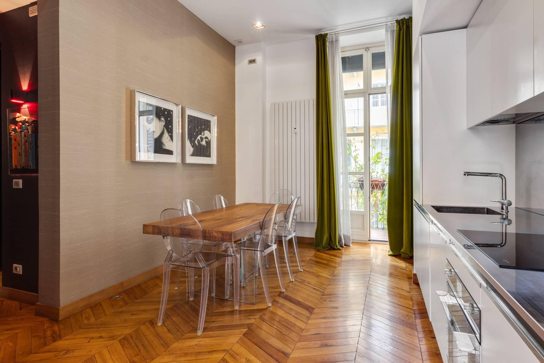 Affascinante appartamento nel cuore del quartiere Cit Turin - 3