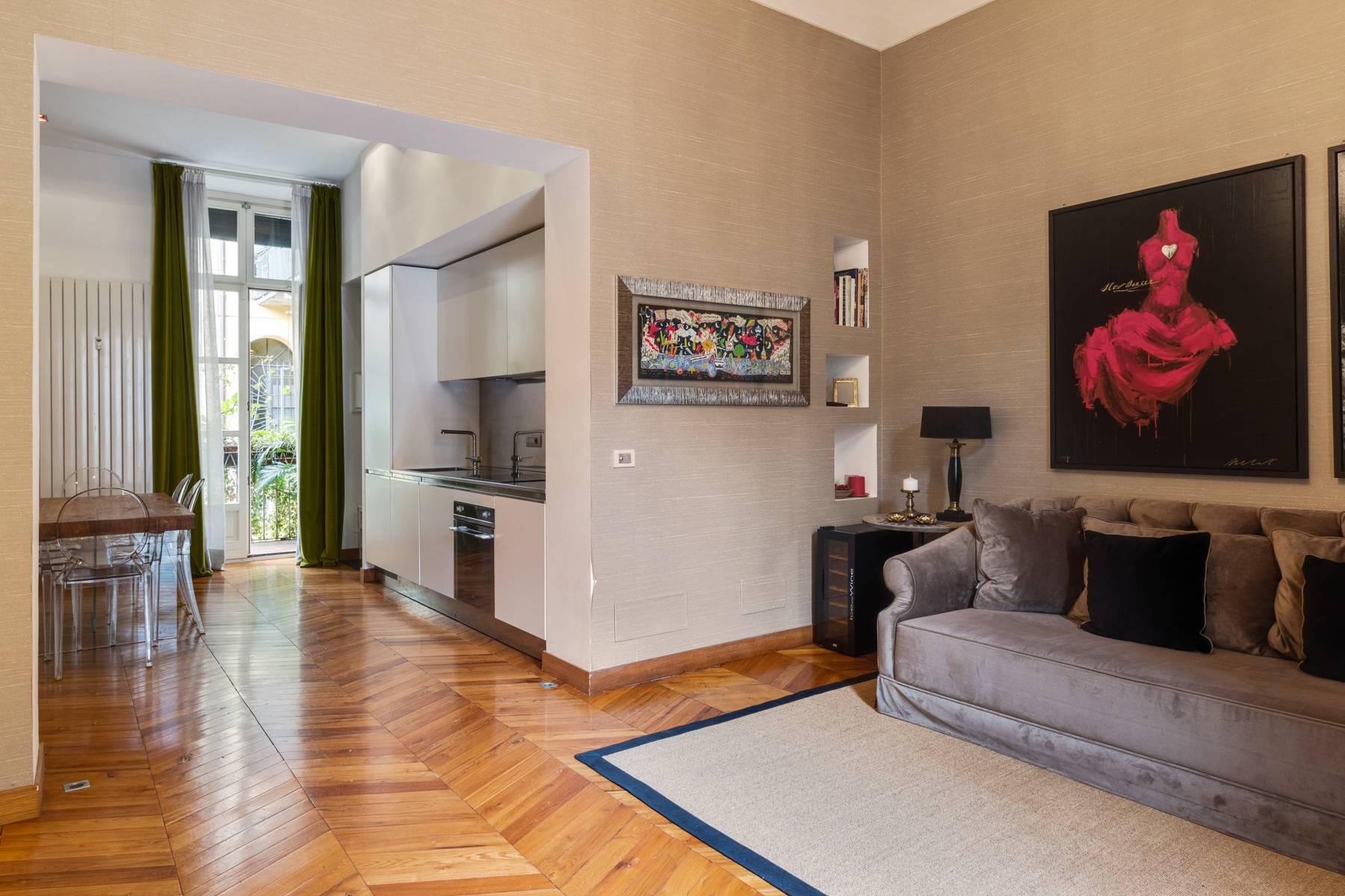 Affascinante appartamento nel cuore del quartiere Cit Turin - 6