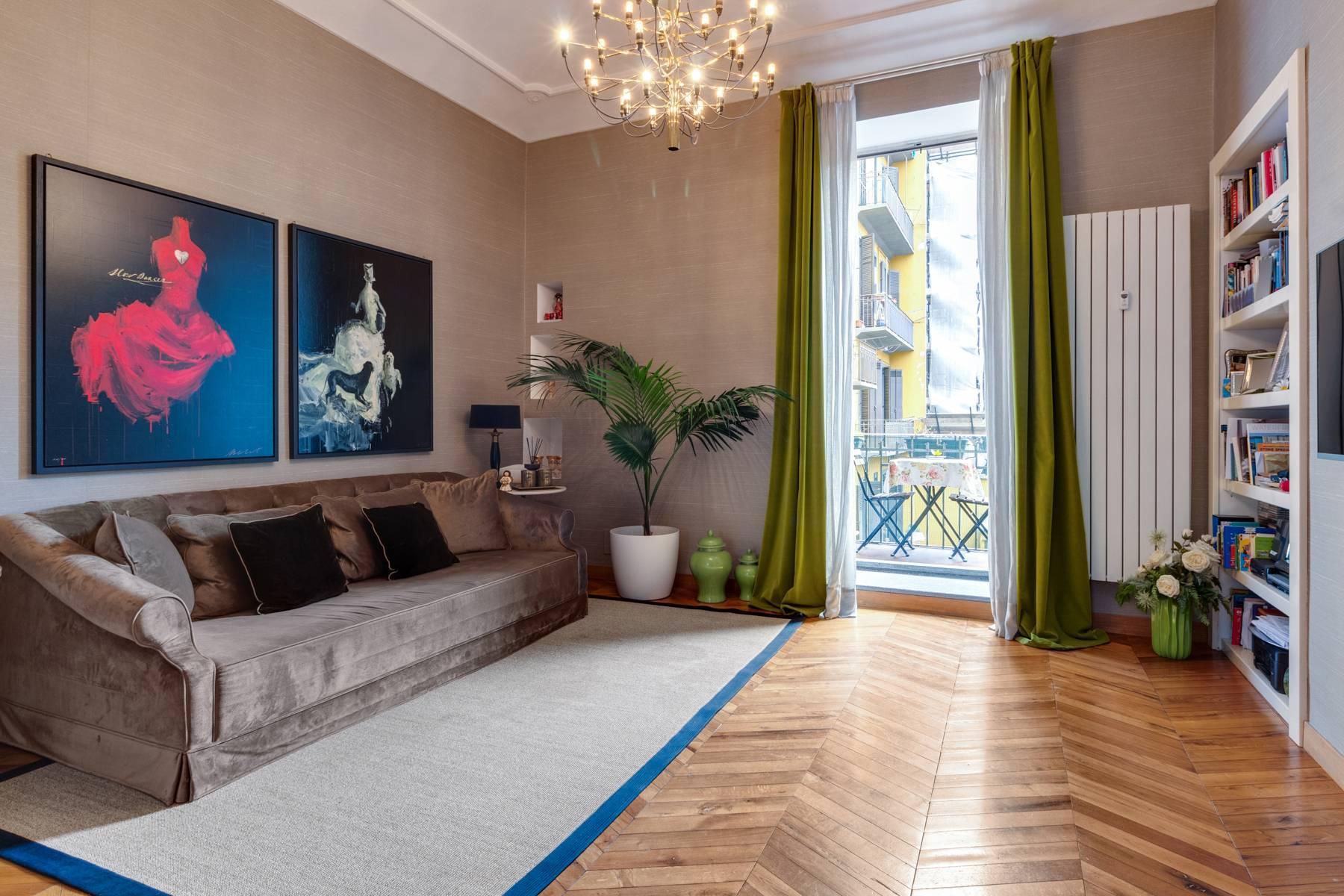 Affascinante appartamento nel cuore del quartiere Cit Turin - 10
