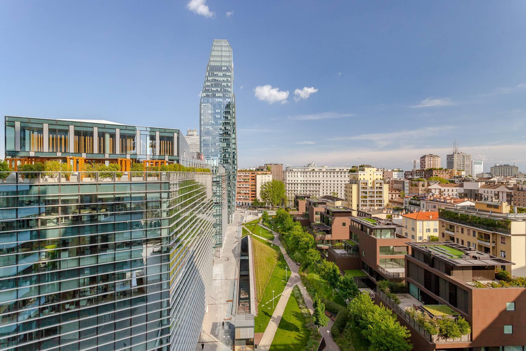 Splendido bilocale nel quartiere Porta Nuova/Torre Solaria - 14