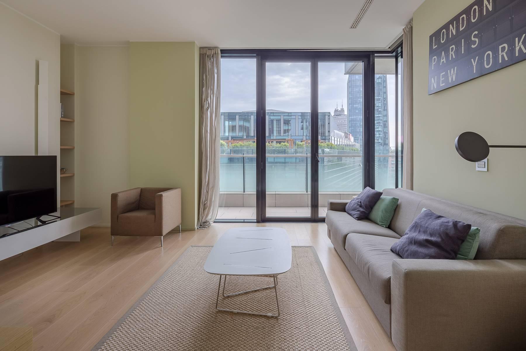 Elegant apartment in Porta Nuova/Torre Solaria district - 8
