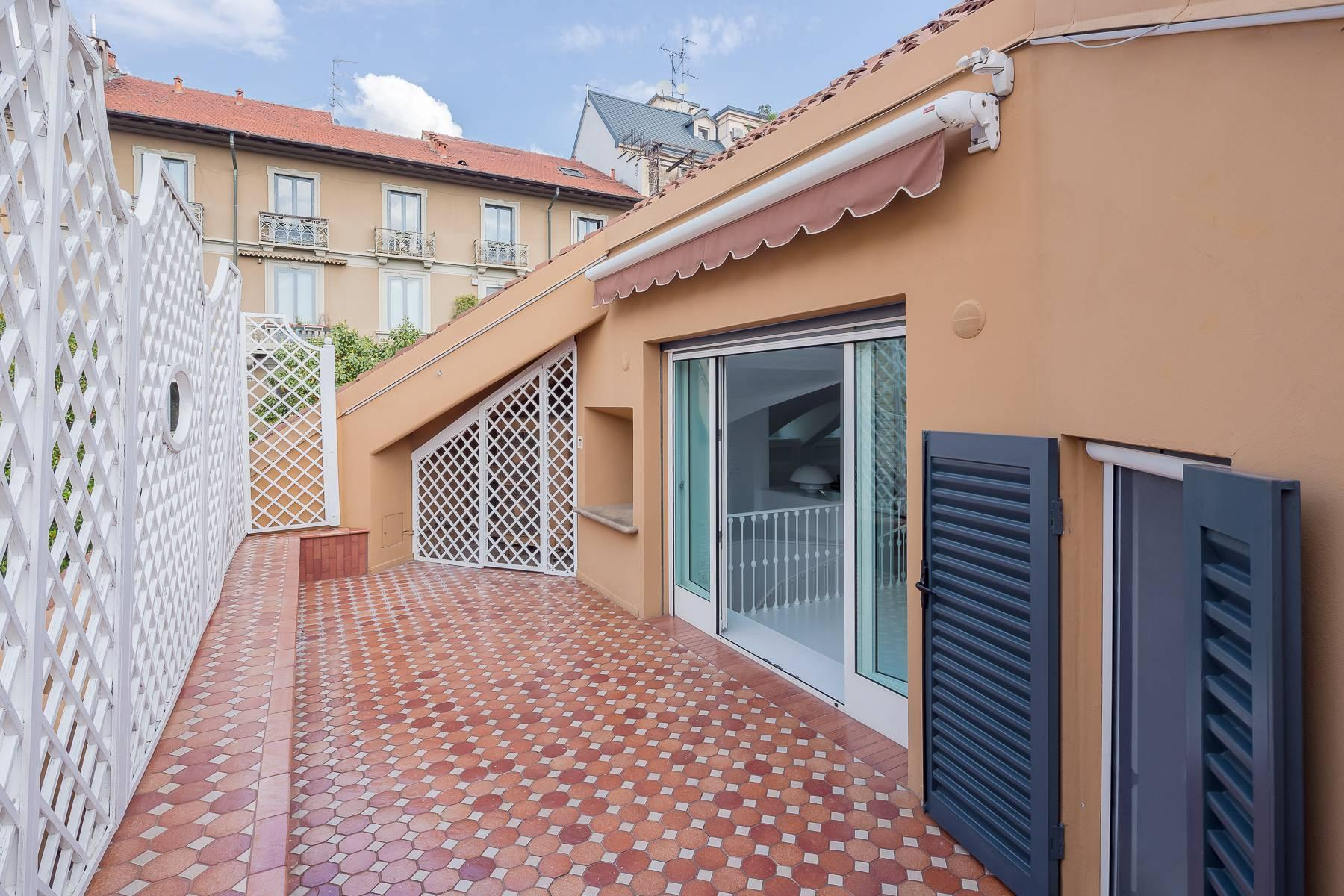 Wohnung auf der obersten Etage auf der Via Tamburini zur Miete - 1