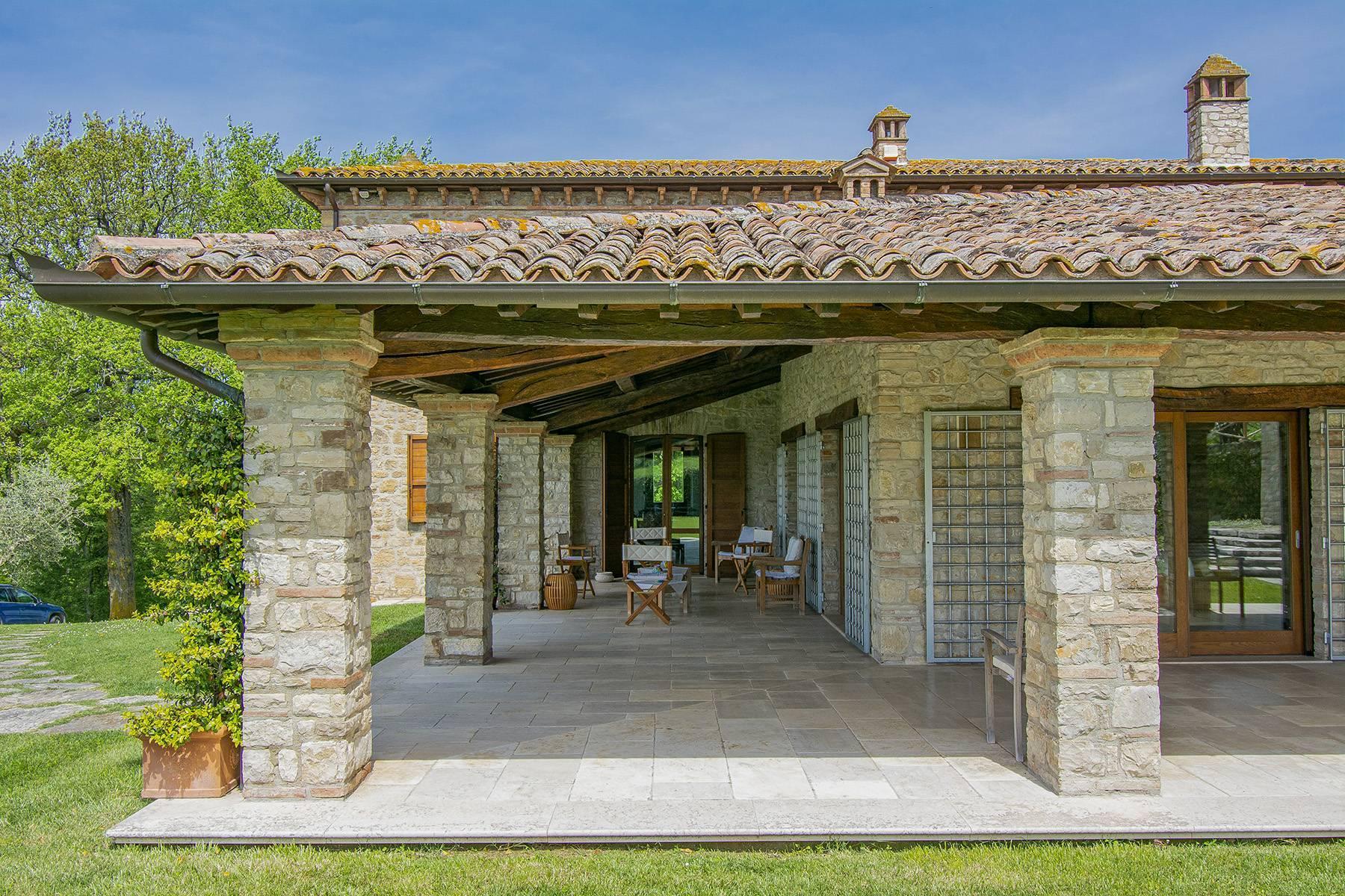 Unique luxury farmhouse in the heart of Umbria - 7