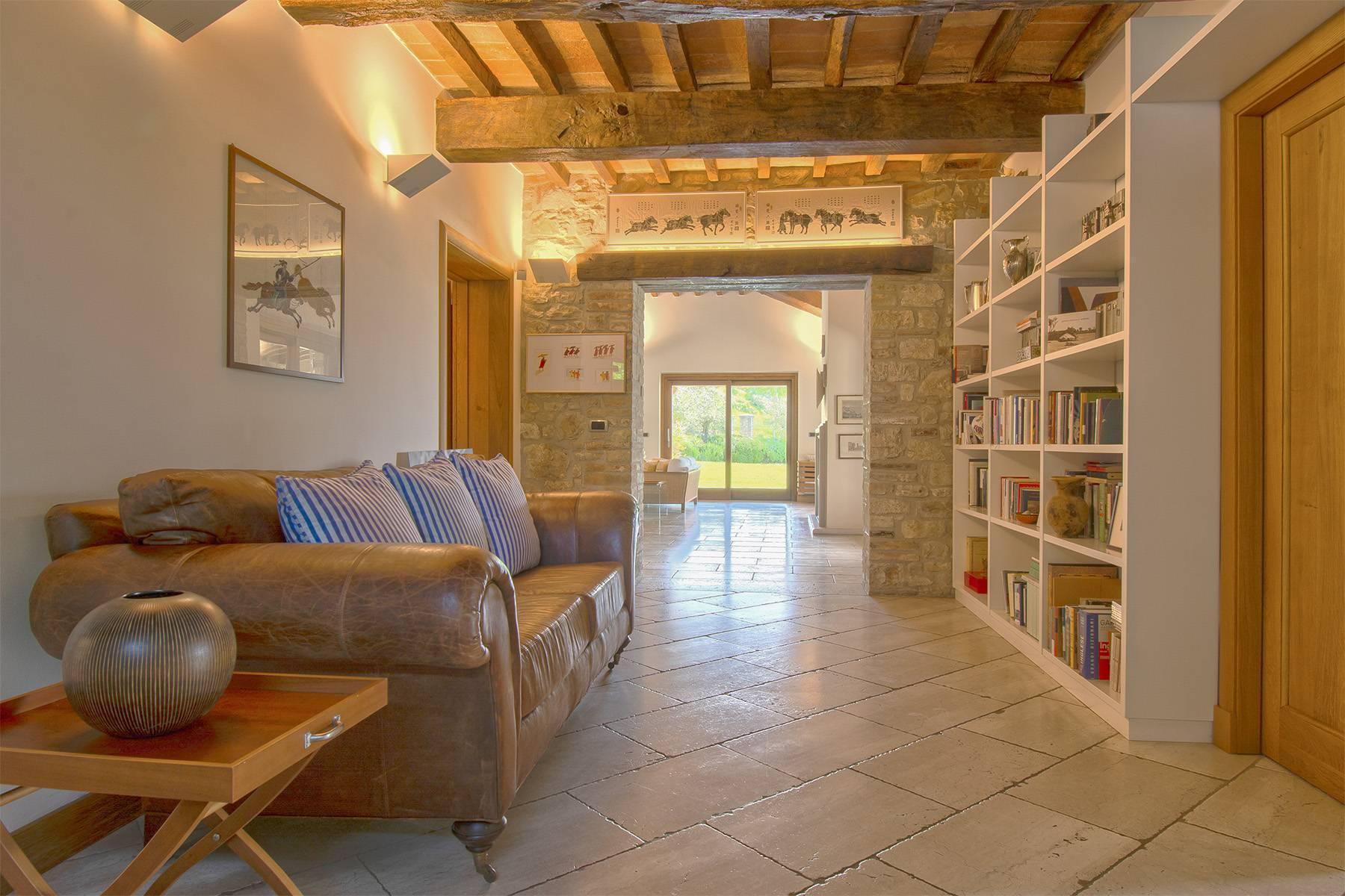 Unique luxury farmhouse in the heart of Umbria - 8