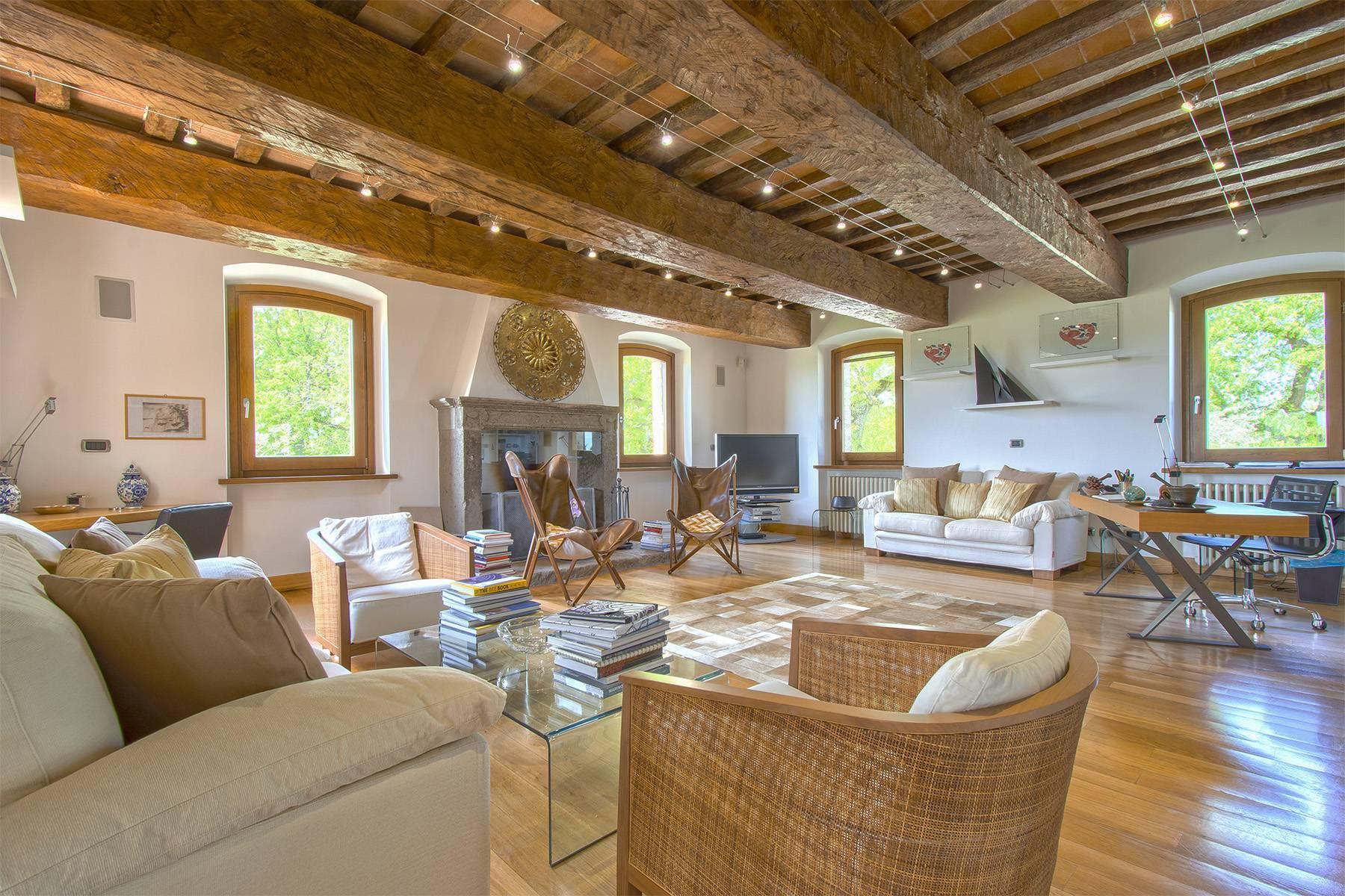 Meraviglioso casale con finiture di lusso a Todi - 11