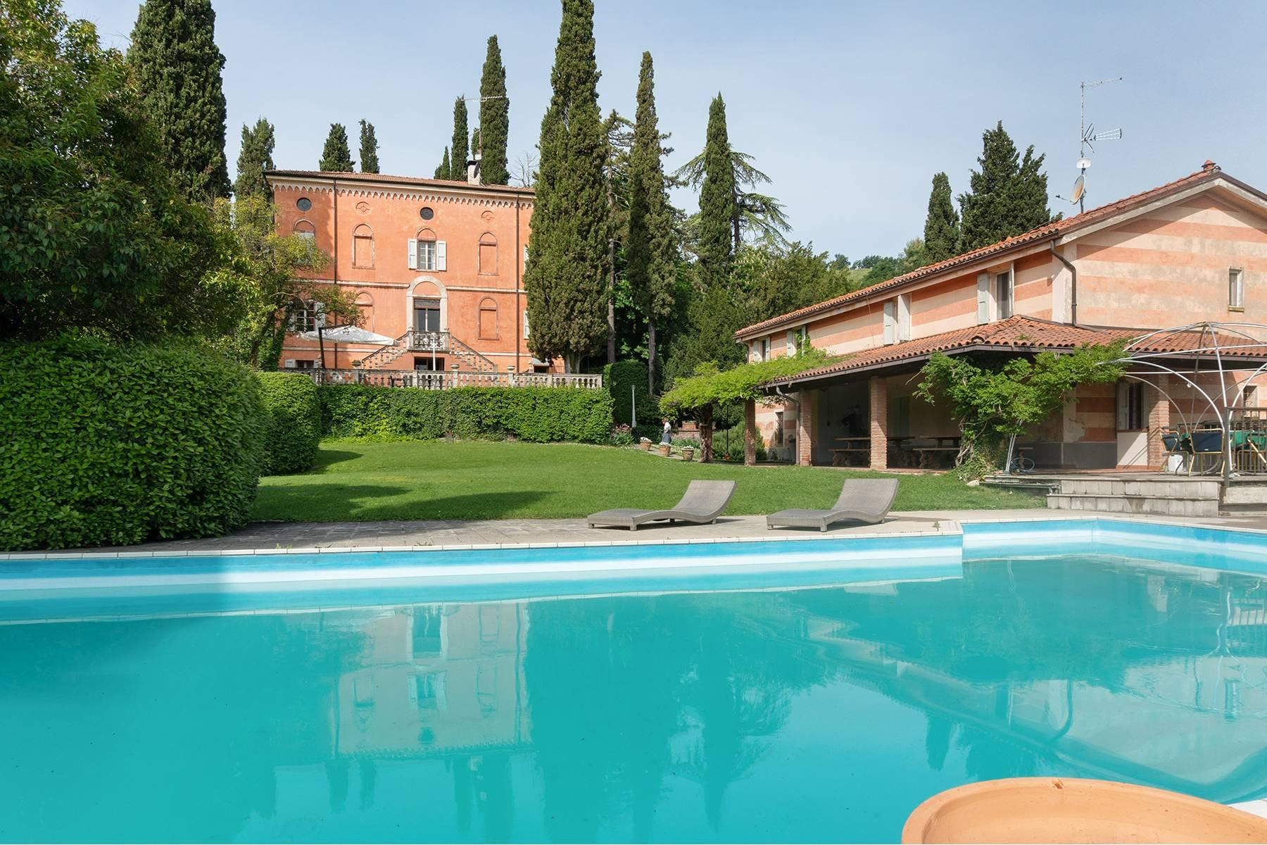 Historische Villa auf den ersten Hügeln des Modenese Apennines - 6