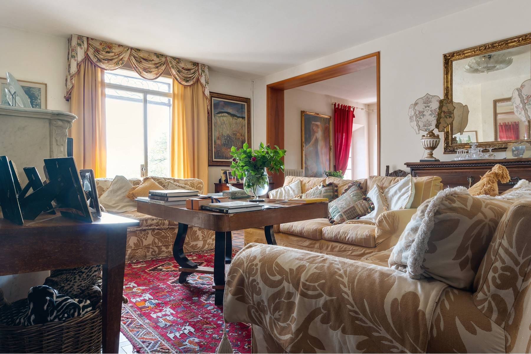 Historische Villa auf den ersten Hügeln des Modenese Apennines - 8