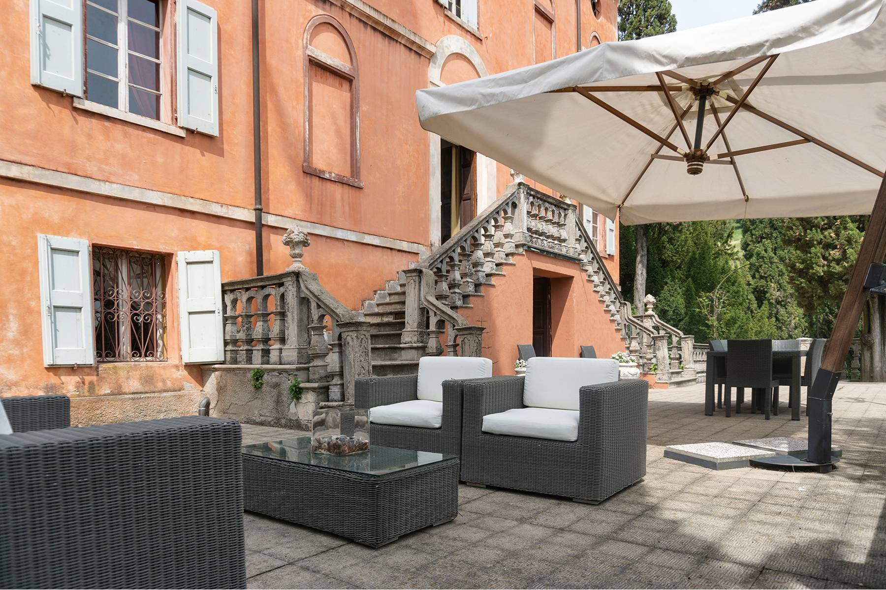 Historical residence on the first hills of Modena - 19