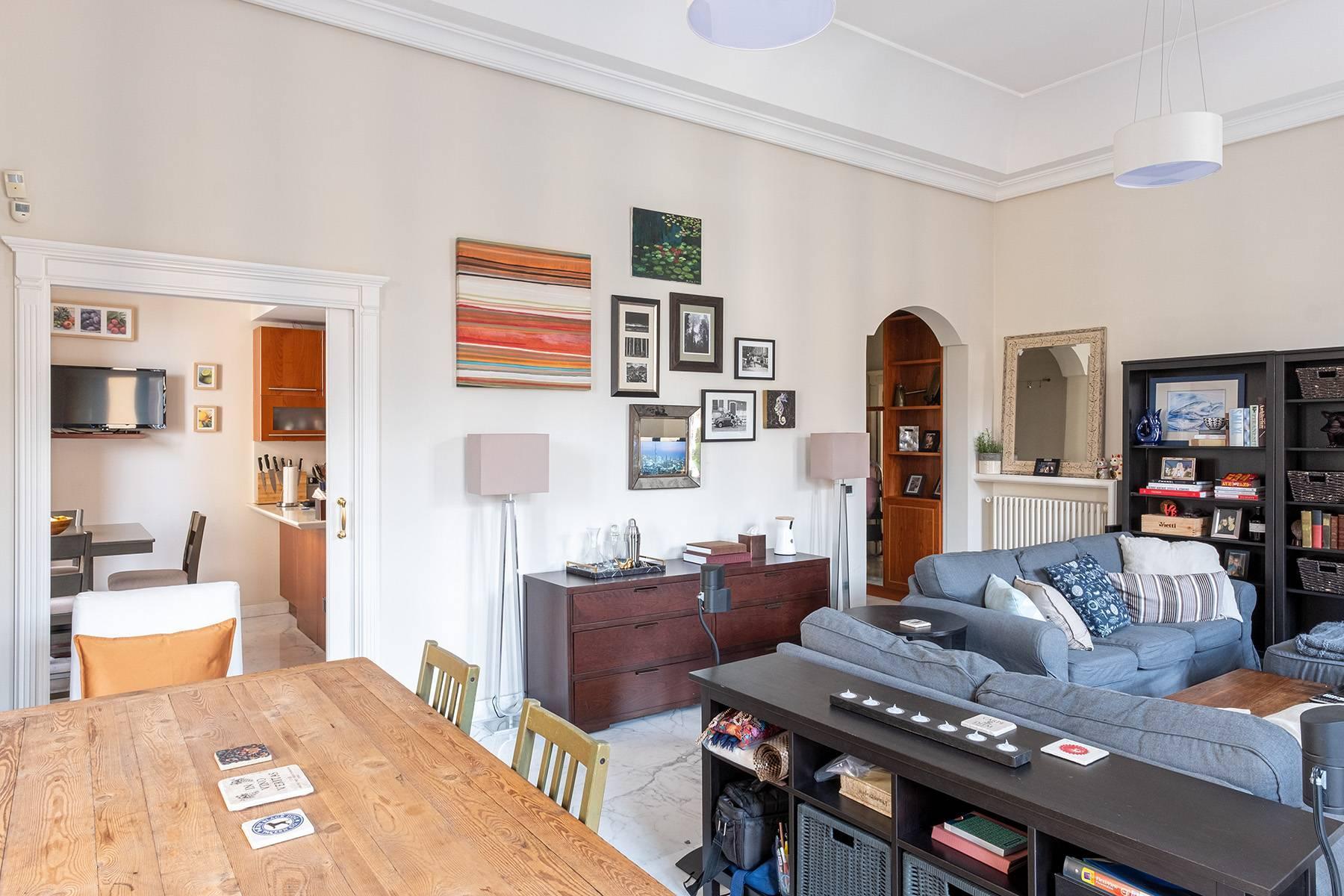 Luminoso appartamento in Viale Gramsci - 5