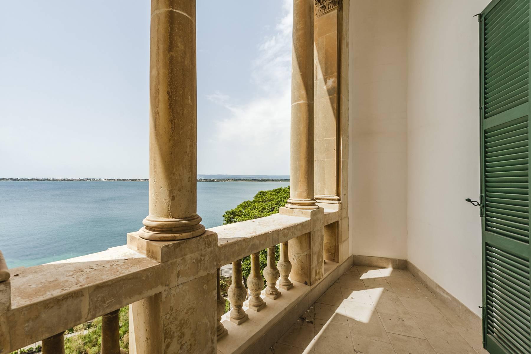 Suggestivo appartamento con terrazza e vista mare - 11