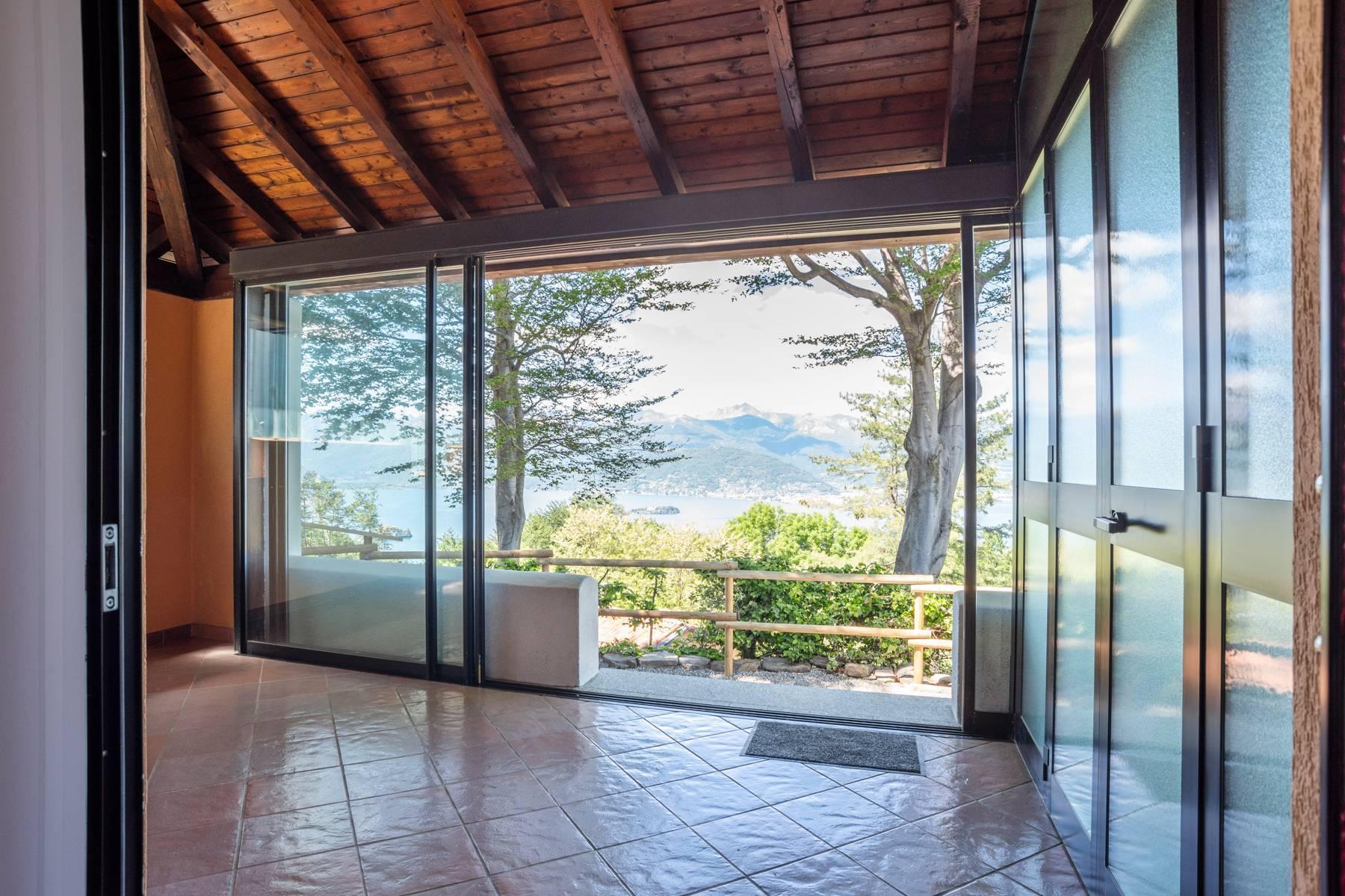 Herrliche Villa auf den Hügeln von Stresa - 12