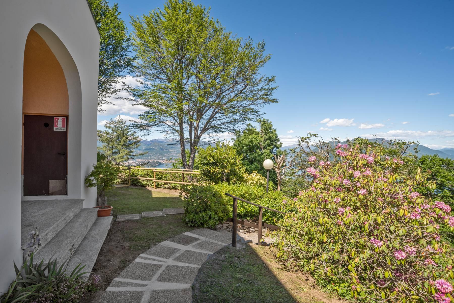 Herrliche Villa auf den Hügeln von Stresa - 23