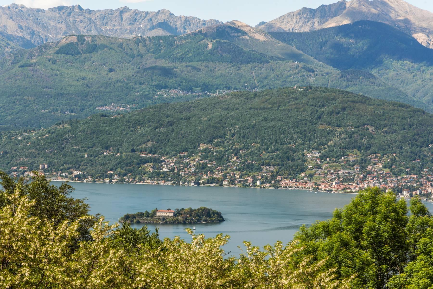 Propriété de charme sur les collines de Stresa - 2