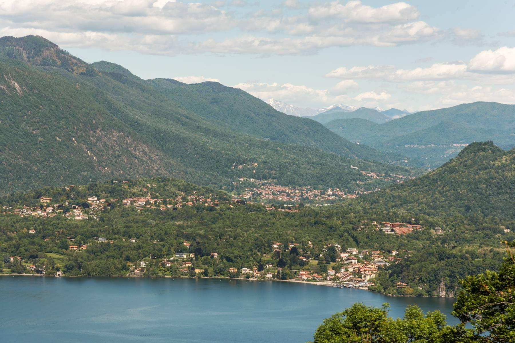 Herrliche Villa auf den Hügeln von Stresa - 25