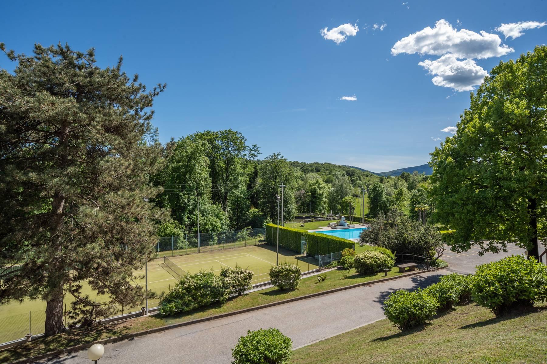 Herrliche Villa auf den Hügeln von Stresa - 27