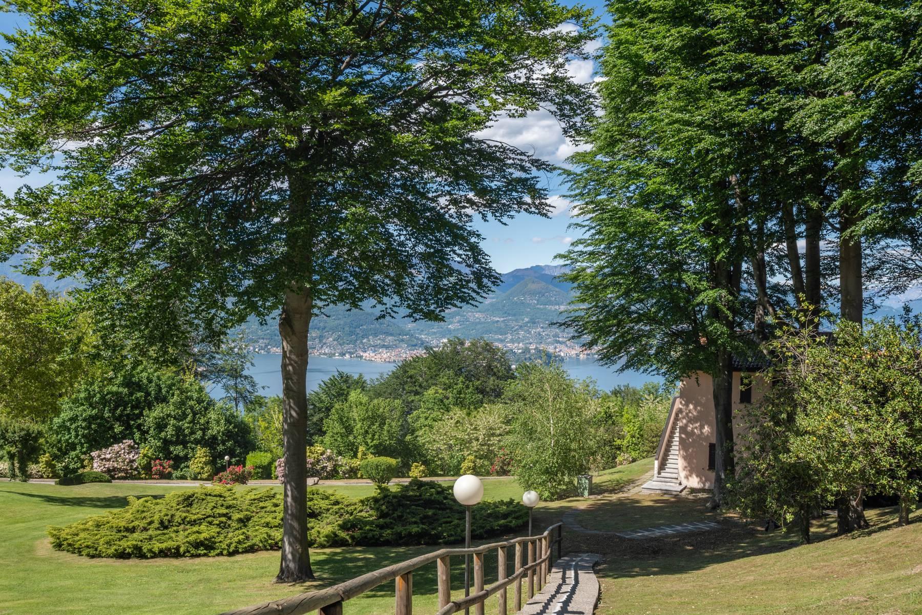Herrliche Villa auf den Hügeln von Stresa - 34