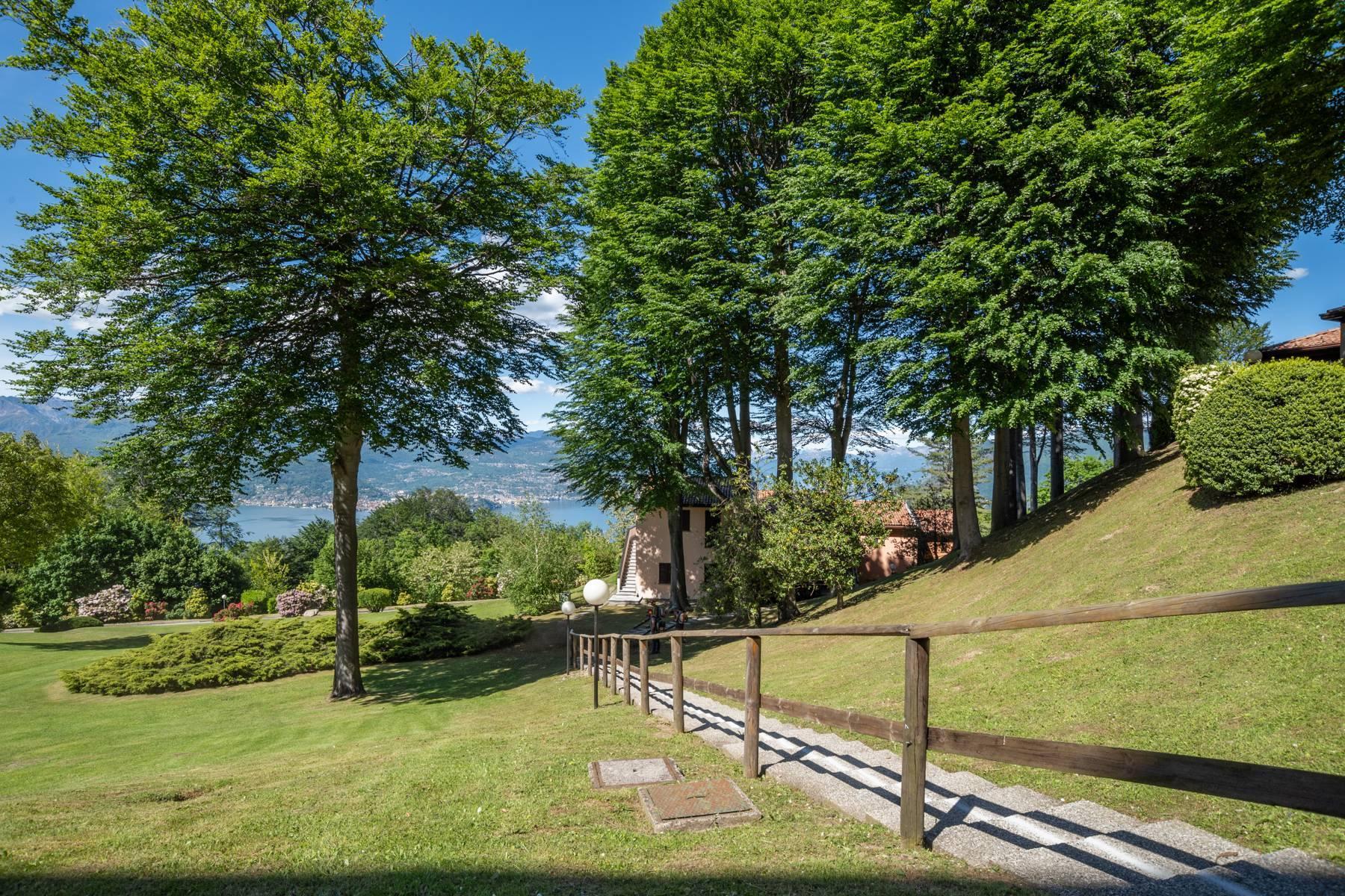 Herrliche Villa auf den Hügeln von Stresa - 35