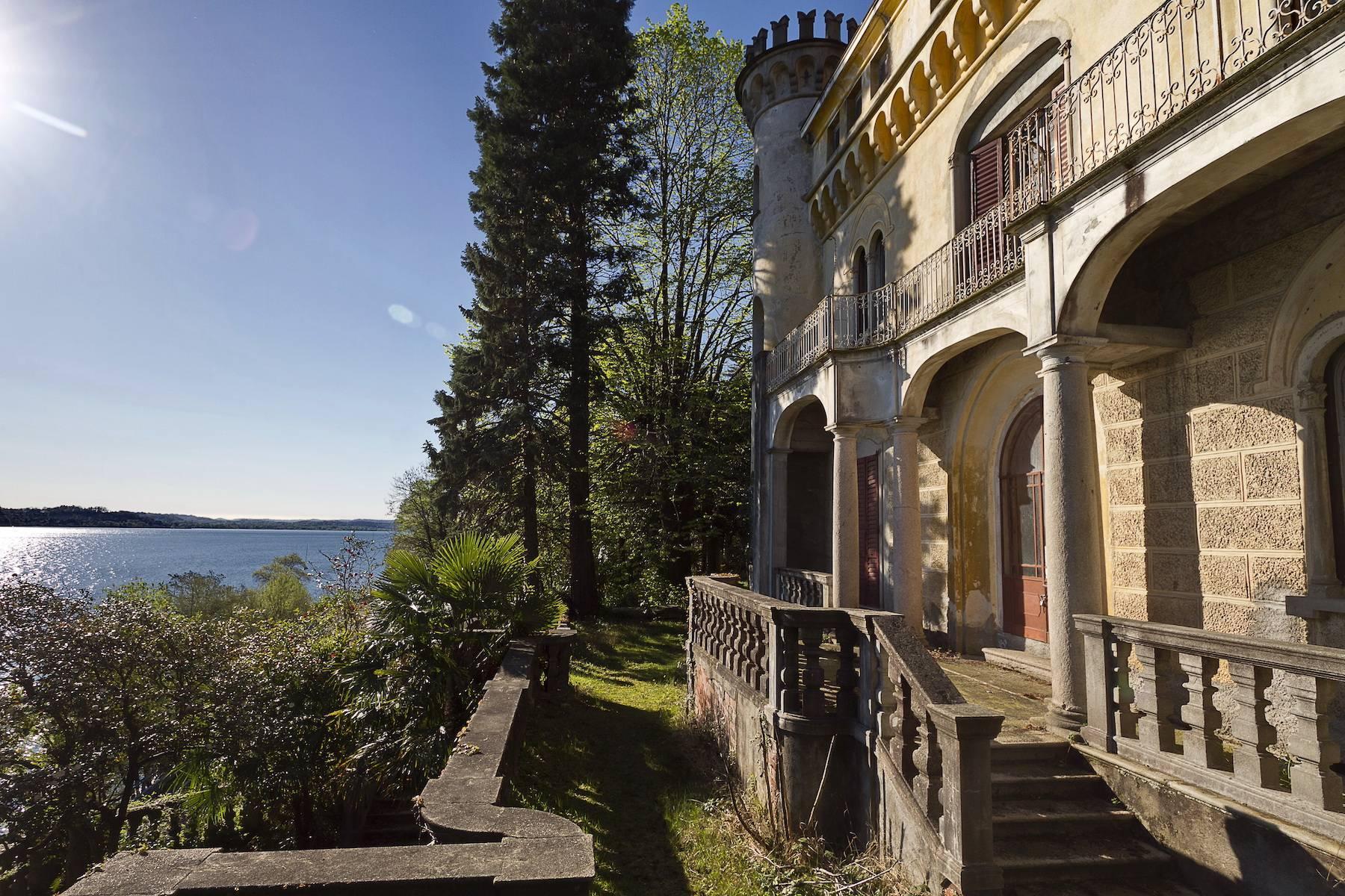 Prestigious castle for sale in Stresa - 7