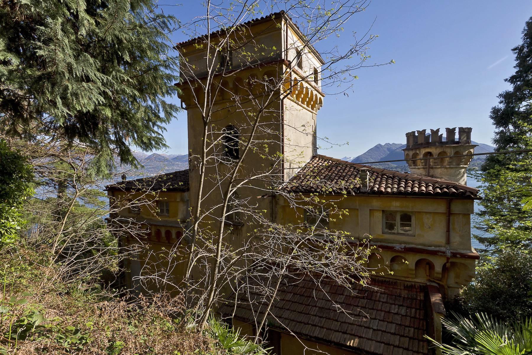 Prestigioso castello in vendita a Stresa - 18