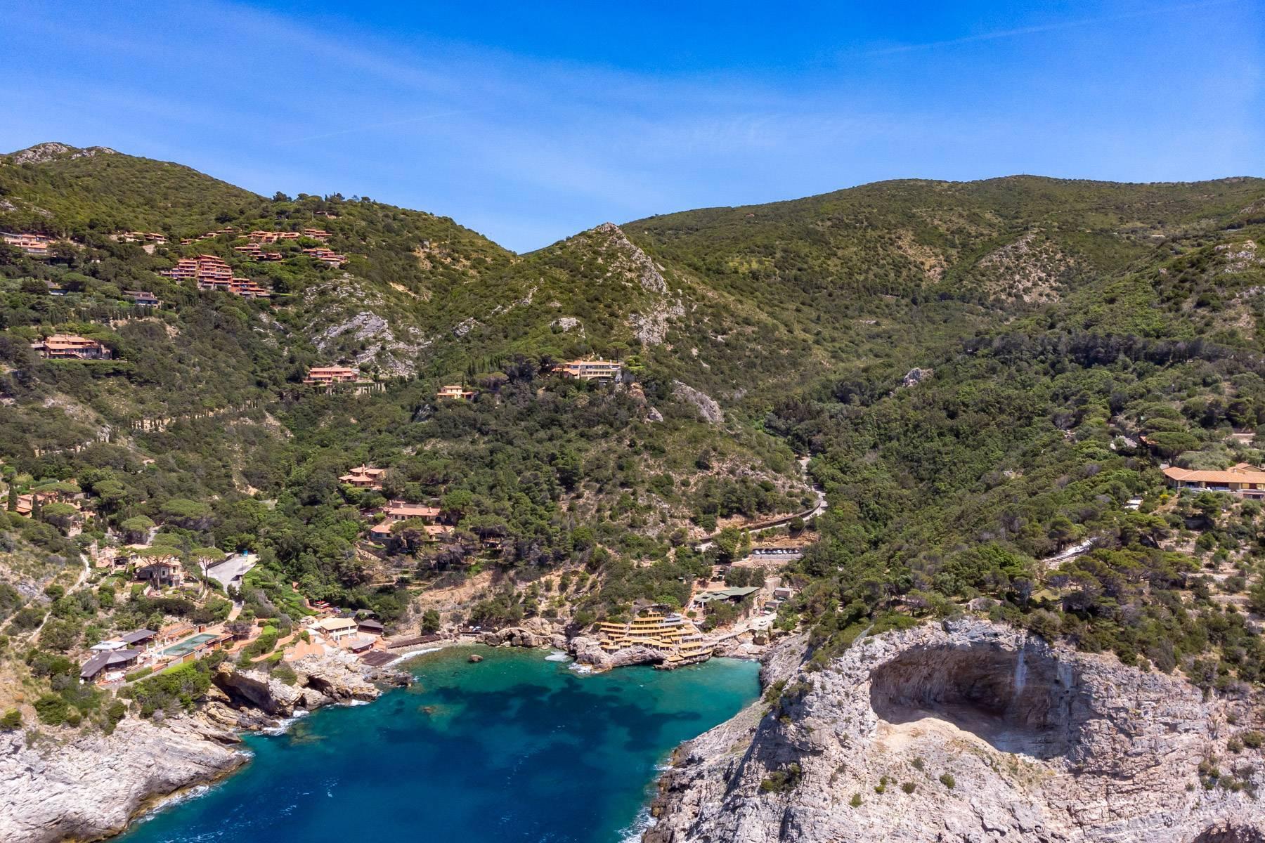 Splendida villa pied dans l'eau all'Argentario - 2