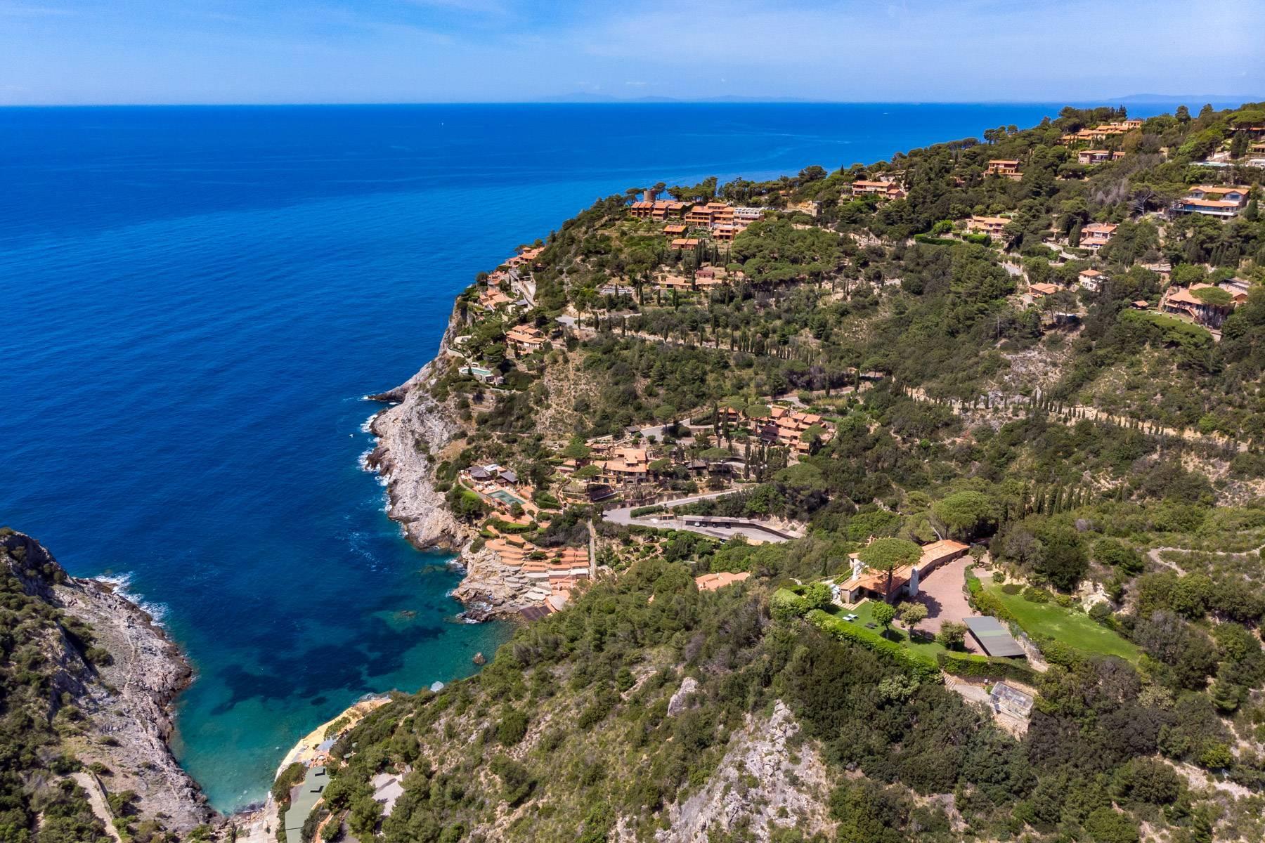 Splendida villa pied dans l'eau all'Argentario - 4