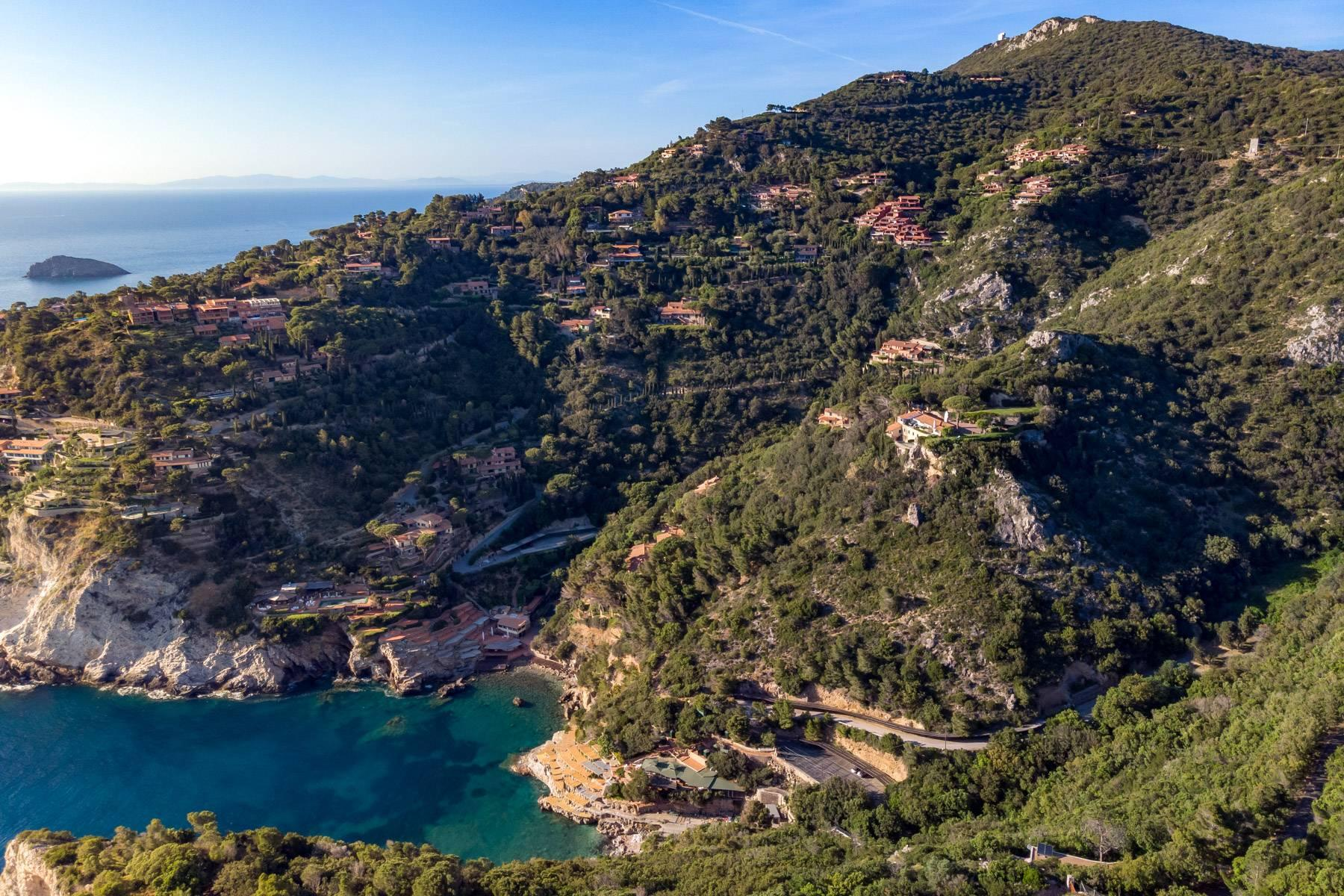Splendida villa pied dans l'eau all'Argentario - 3