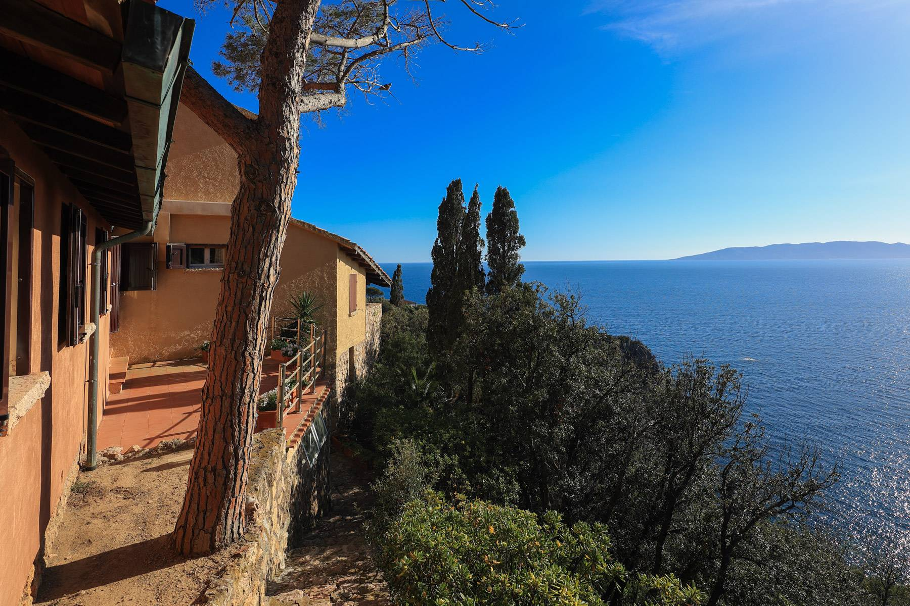 Splendida villa pied dans l'eau all'Argentario - 35