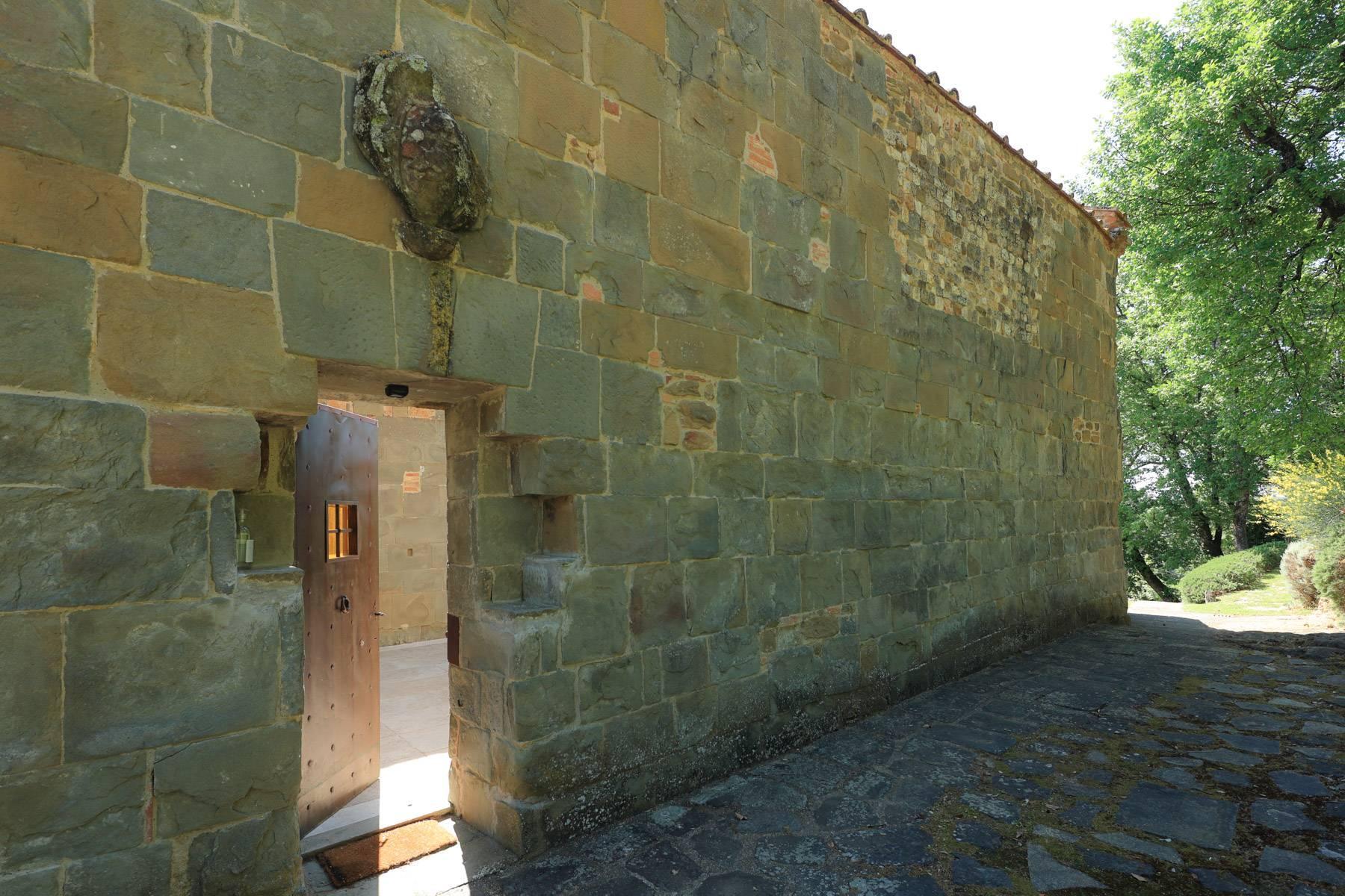 Wunderschöner historischer Komplex im Herzen des Chianti - 23