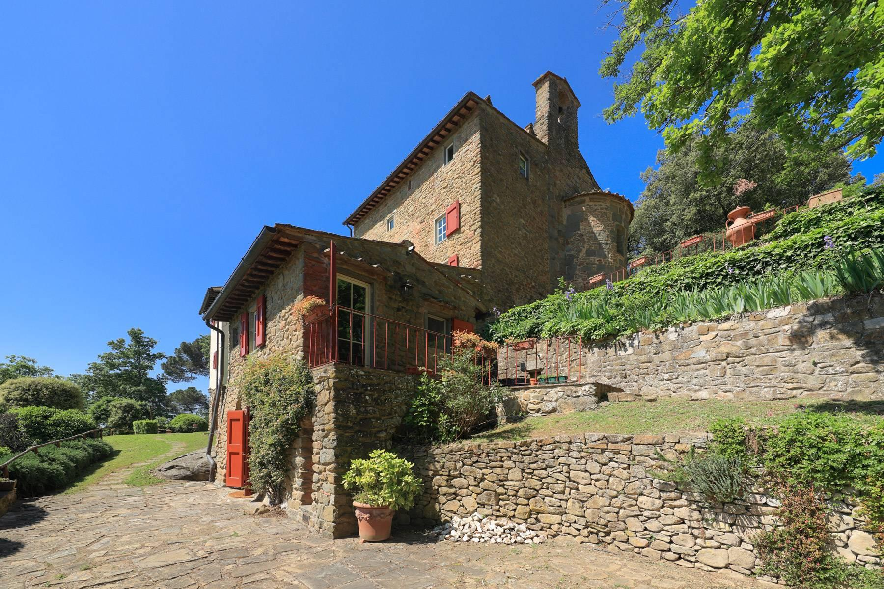Wunderschöner historischer Komplex im Herzen des Chianti - 4