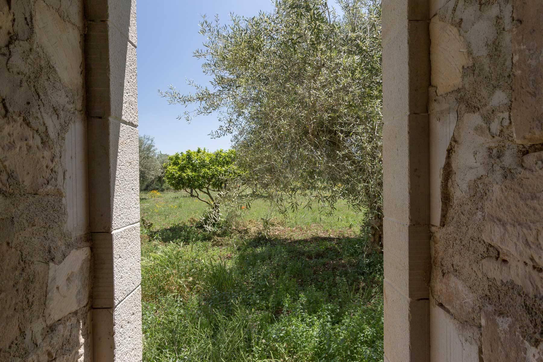 Casale ristrutturato nelle campagne di Modica - 22