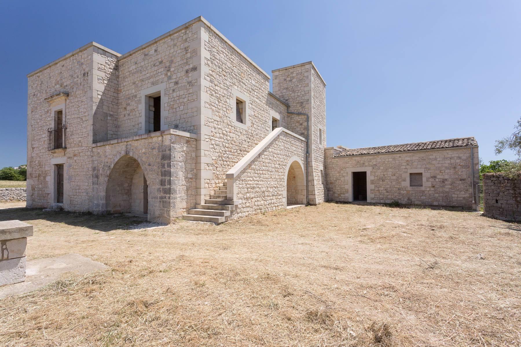 Restauriertes Bauernhaus auf dem Land von Modica - 1