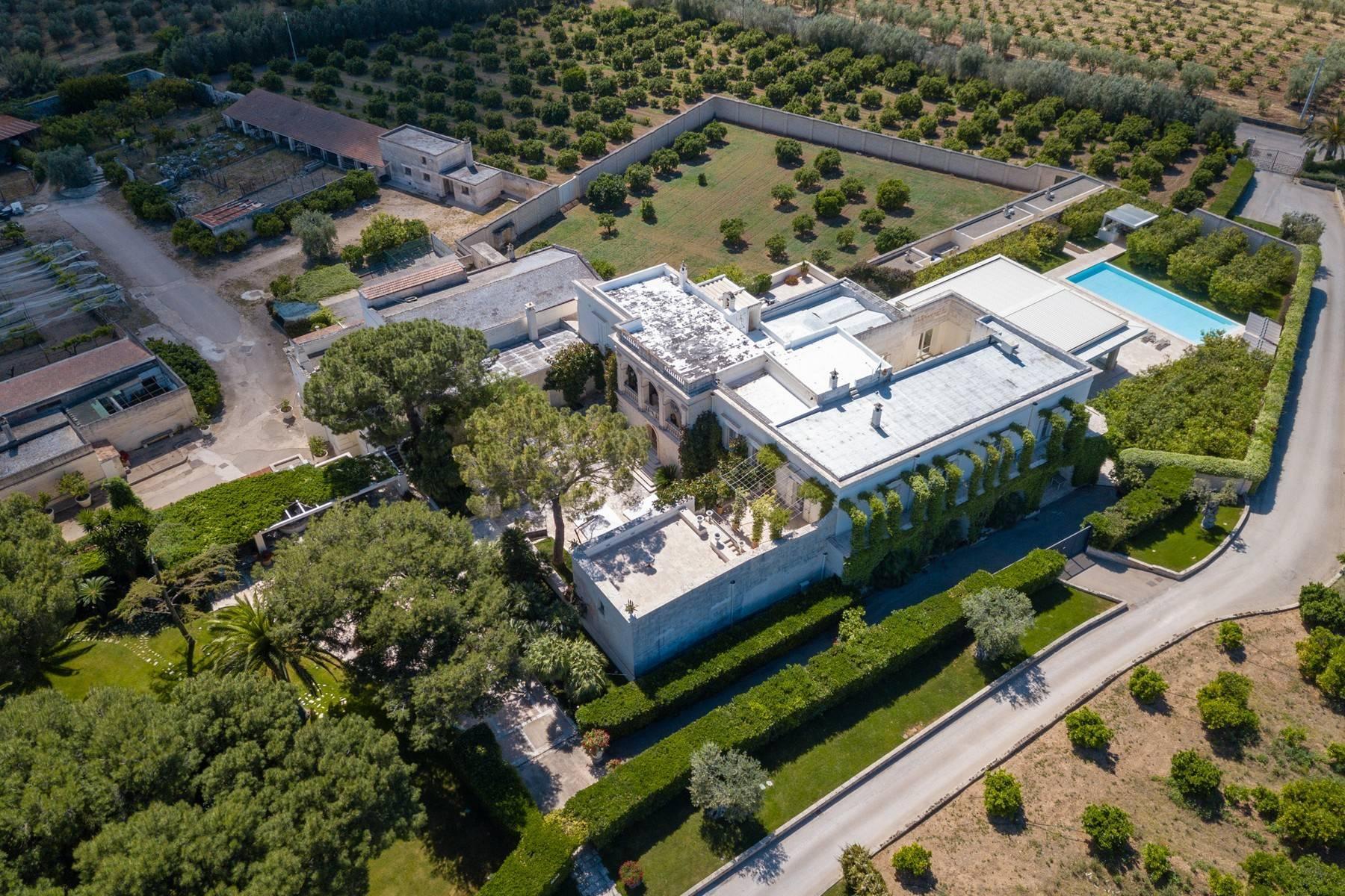 Splendida villa gentilizia del '600 circondata da agrumeti - 16