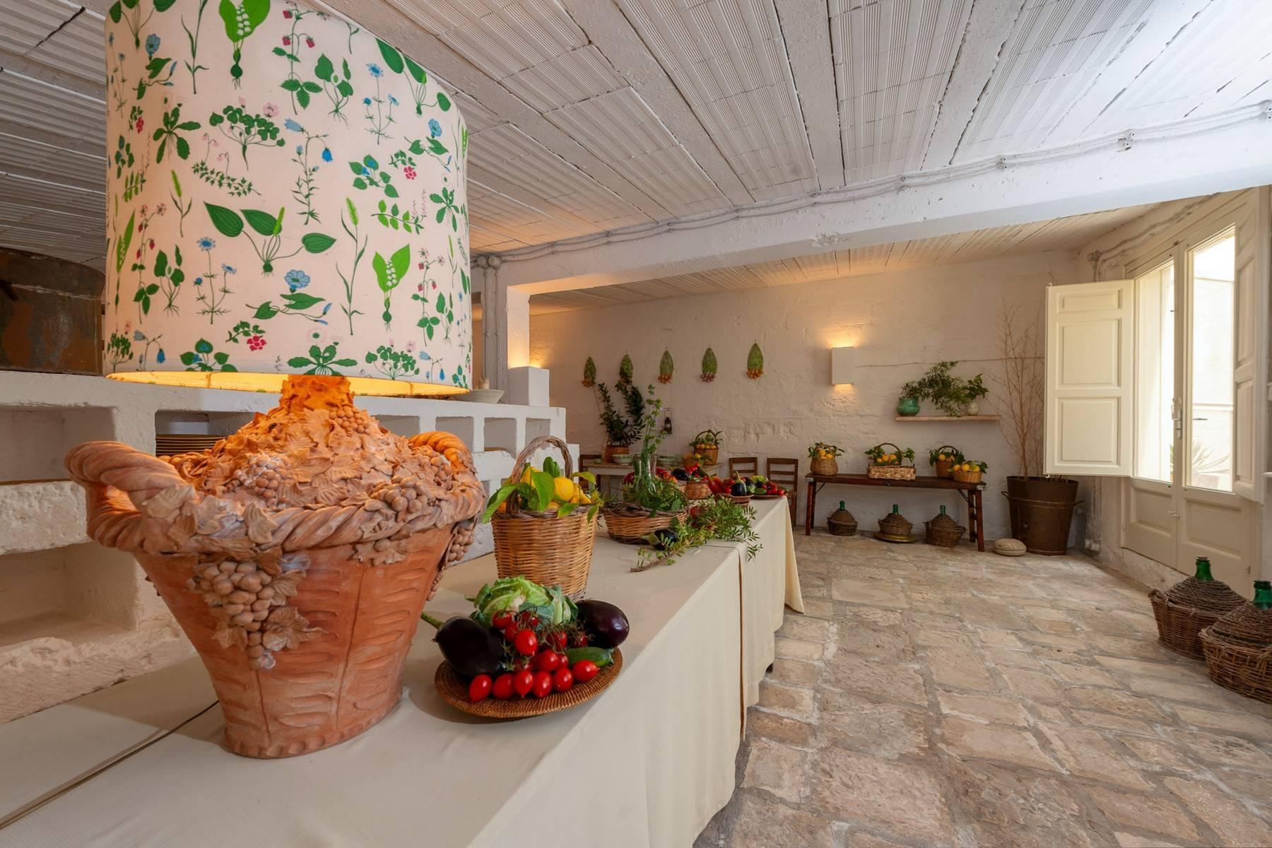 Splendida villa gentilizia del '600 circondata da agrumeti - 15