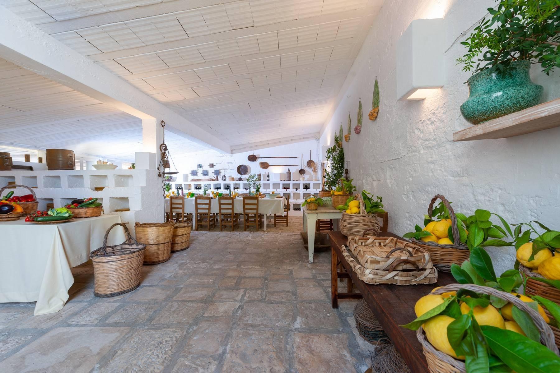 Splendida villa gentilizia del '600 circondata da agrumeti - 22