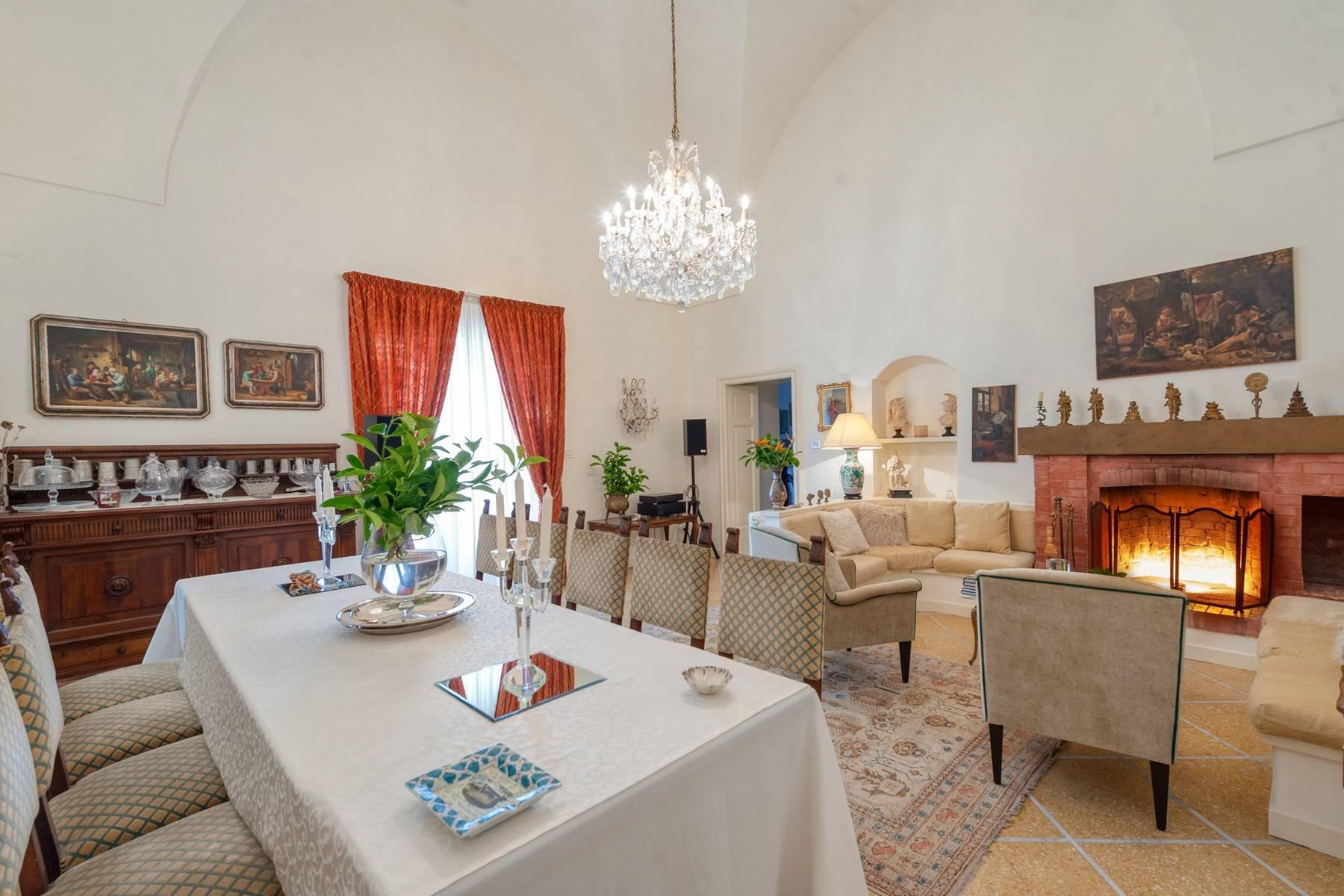 Splendida villa gentilizia del '600 circondata da agrumeti - 10