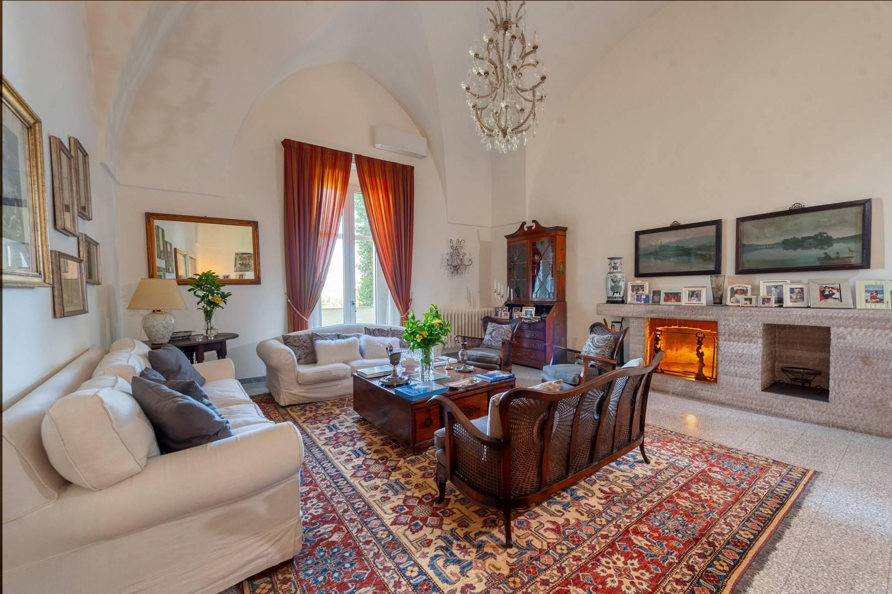 Splendida villa gentilizia del '600 circondata da agrumeti - 11
