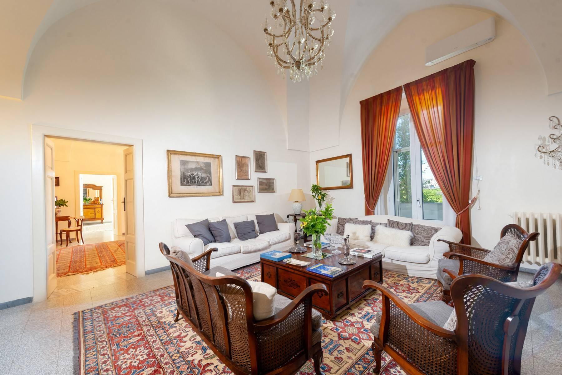 Splendida villa gentilizia del '600 circondata da agrumeti - 25
