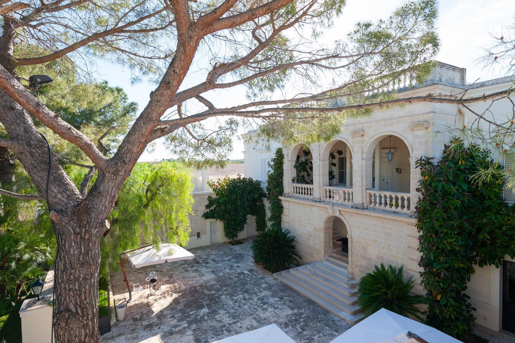 Splendida villa gentilizia del '600 circondata da agrumeti - 37