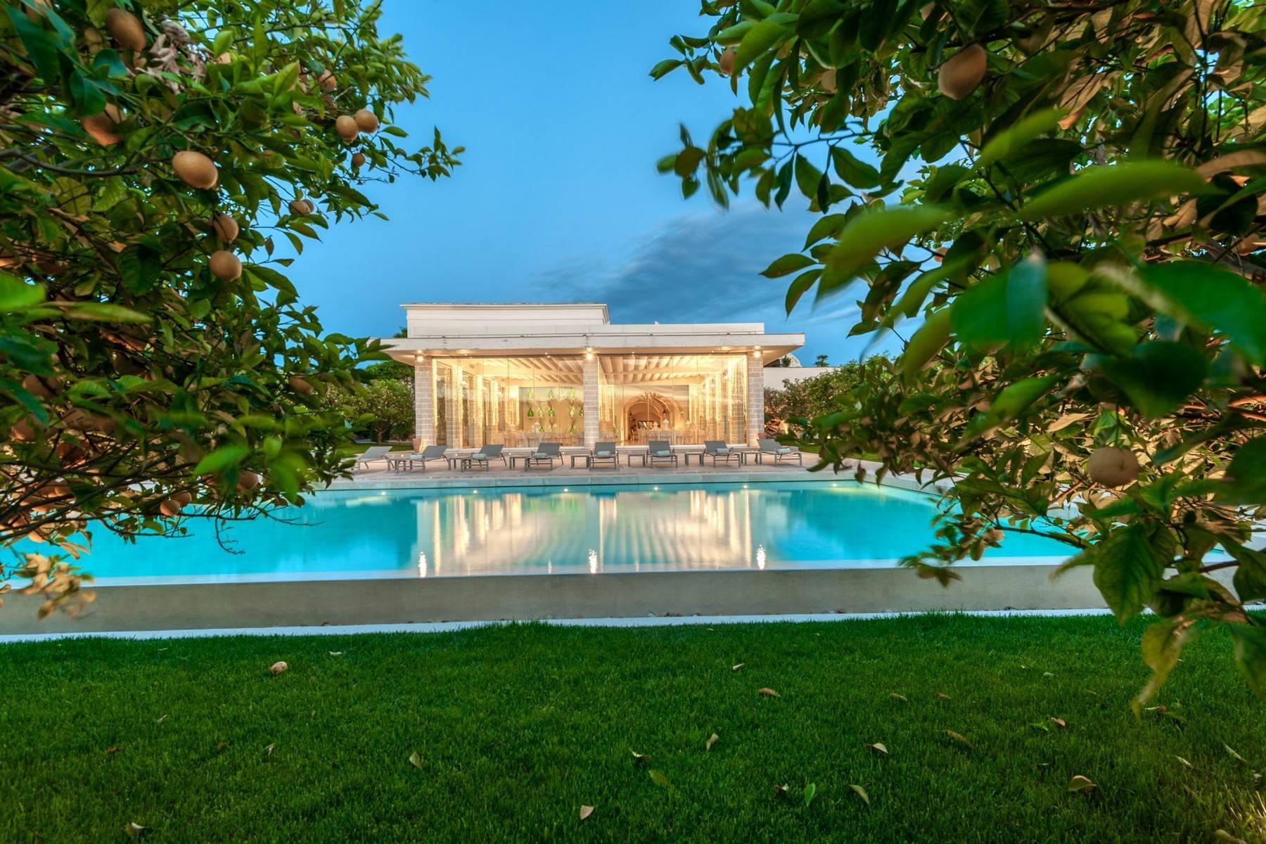 Splendida villa gentilizia del '600 circondata da agrumeti - 19