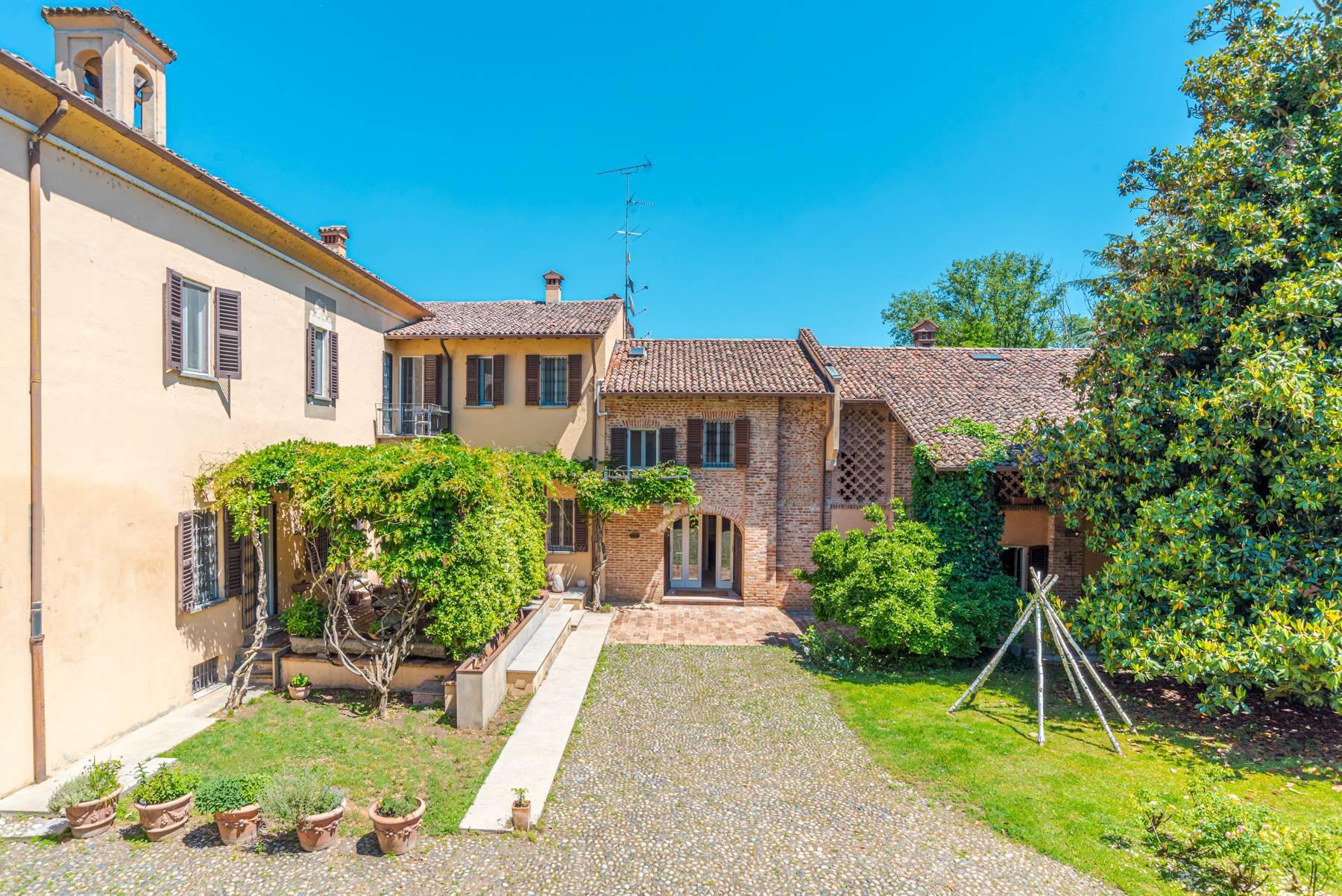 Magnifica proprietà immersa nel verde a Pavia - 7