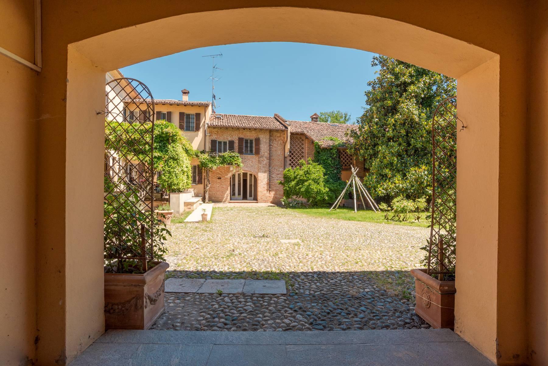 Magnifica proprietà immersa nel verde a Pavia - 24